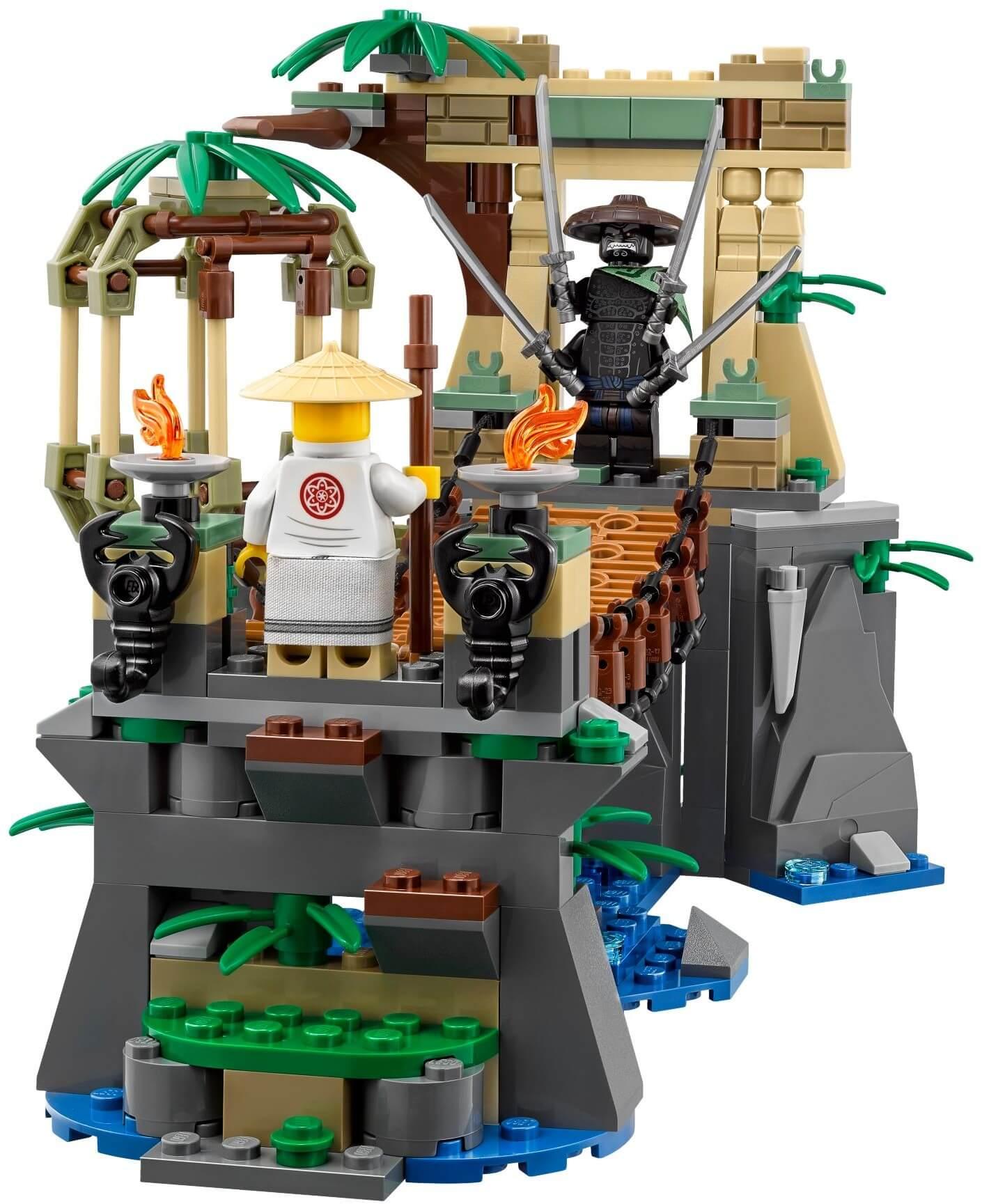 Mua đồ chơi LEGO 70608 - LEGO Ninjago 70608 - Trận Chiến tại Thác Nước (LEGO Ninjago Master Falls)