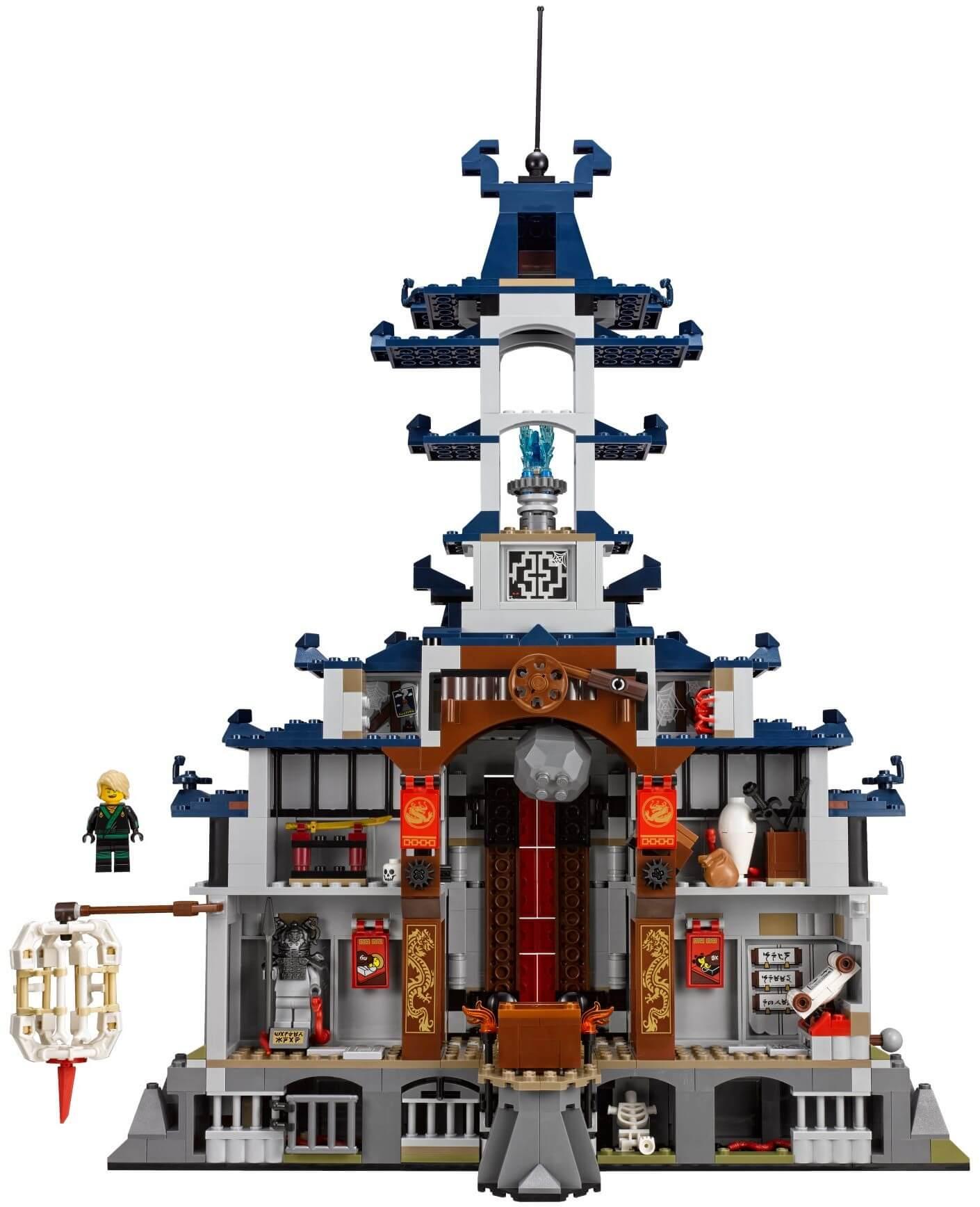 Mua đồ chơi LEGO 70617 - LEGO Ninjago 70617 - Ngôi Đền Vũ Khí Tối Thượng (LEGO Ninjago Temple of The Ultimate Ultimate Weapon)