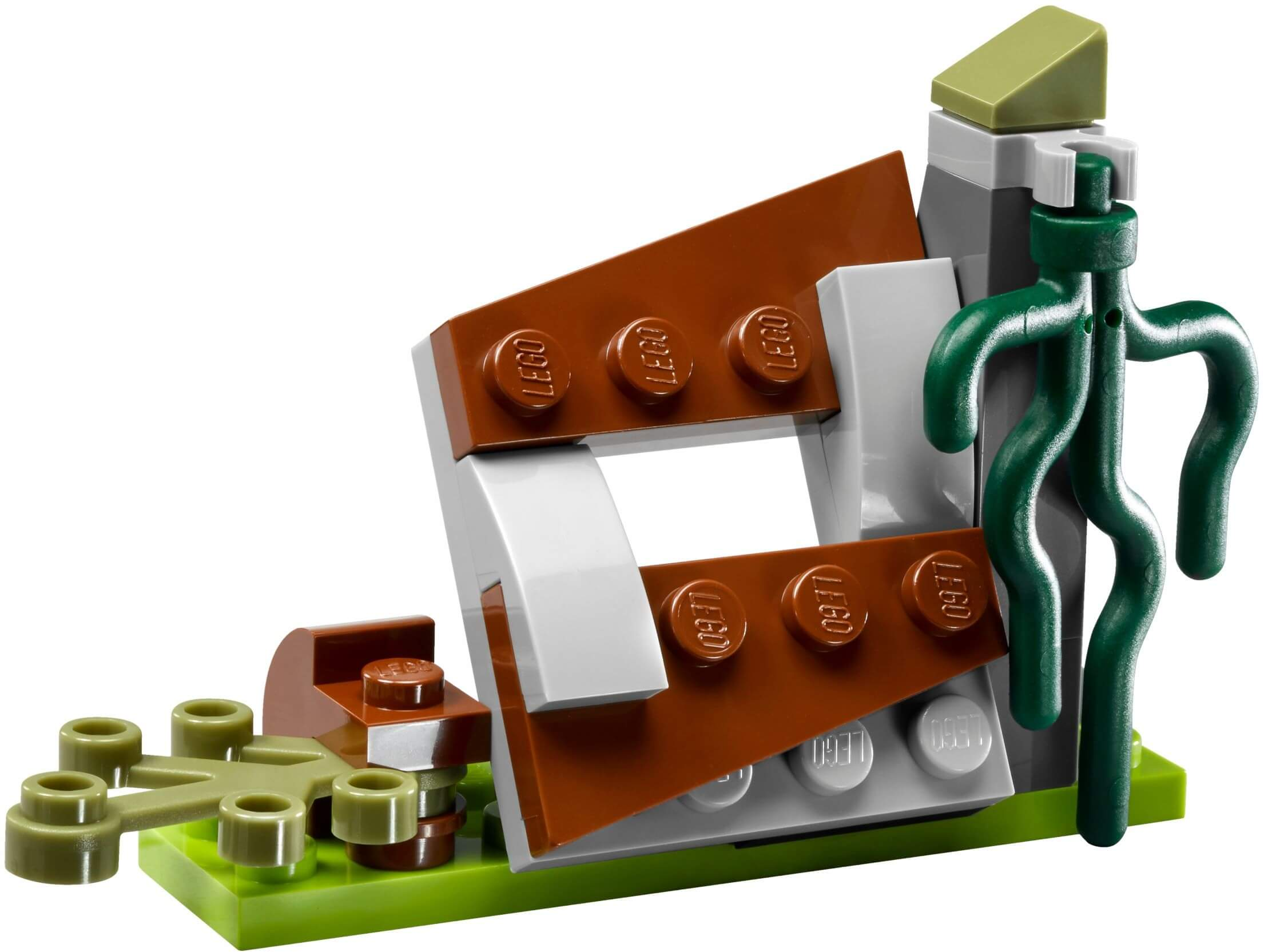 Mua đồ chơi LEGO 70624 - LEGO Ninjago 70624 - Cỗ Xe Tàn Phá của bọn Vermillion (LEGO 70624 Vermillion Invader)