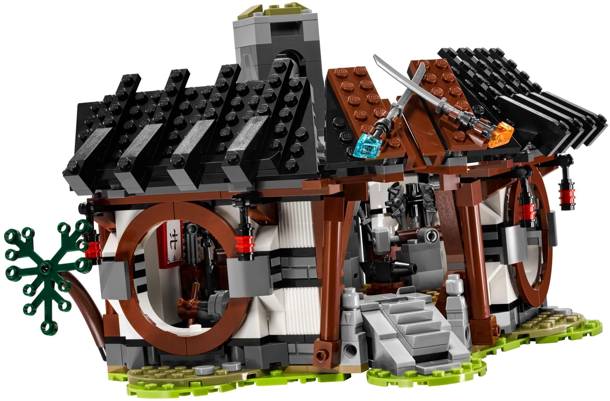 Mua đồ chơi LEGO 70627 - LEGO Ninjago 70627 - Lò Luyện Rồng (LEGO 70627 Dragon's Forge)