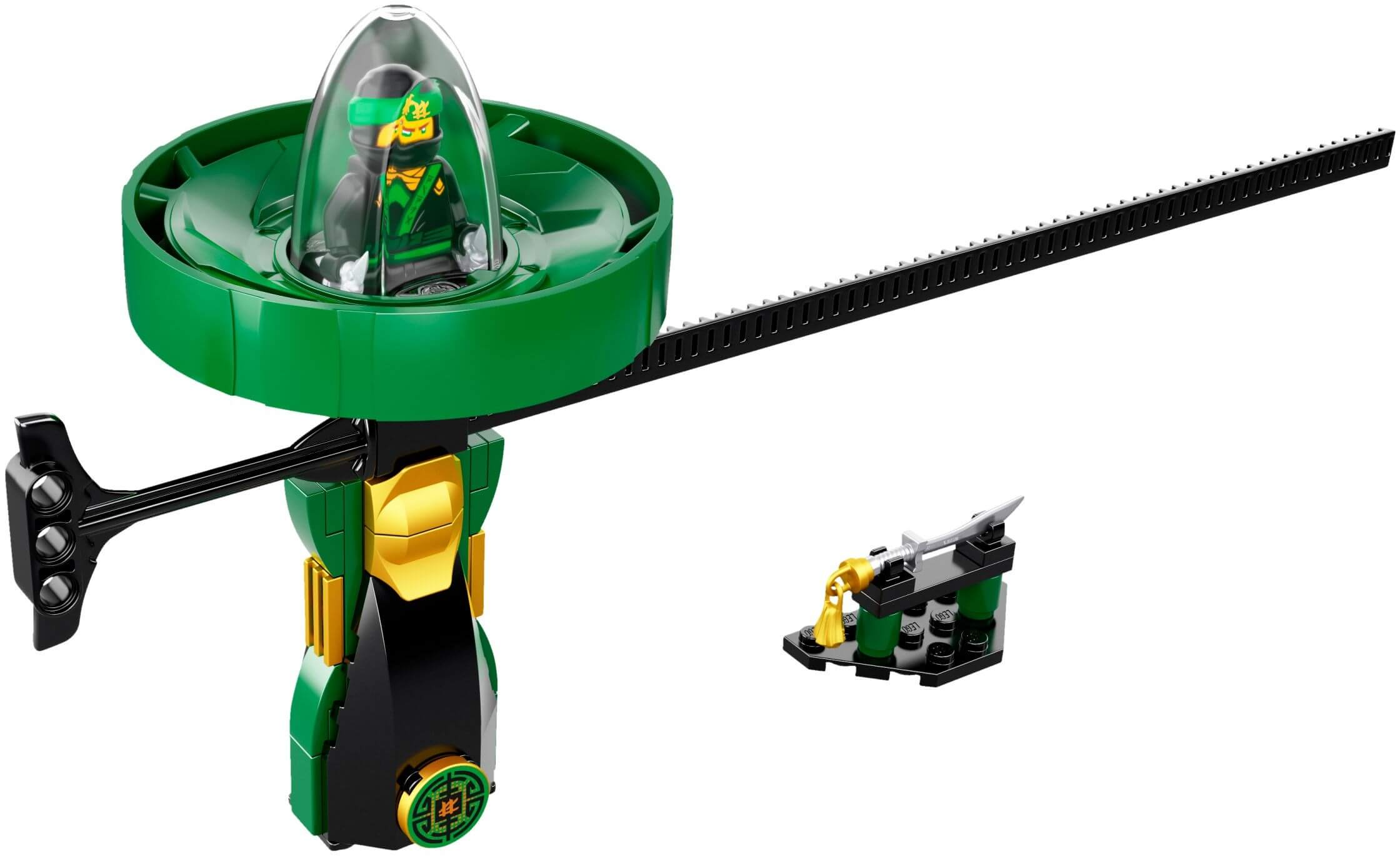 Mua đồ chơi LEGO 70628 - LEGO Ninjago 70628 - Lốc Xoáy Bay của Lloyd - Spinjitzu Master (LEGO Ninjago 70628 Lloyd - Spinjitzu Master)