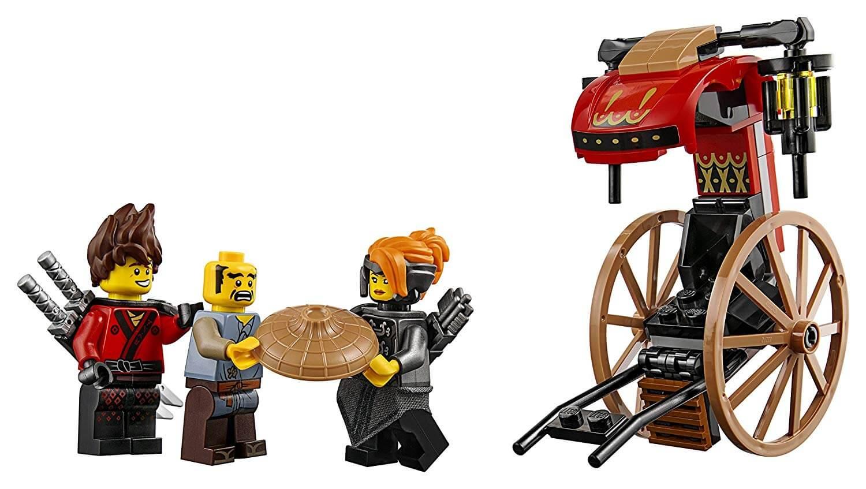 Mua đồ chơi LEGO 70629 - LEGO Ninjago 70629 - Người Máy Cá Mập đại chiến các Ninja (LEGO 70629 Piranha Attack)