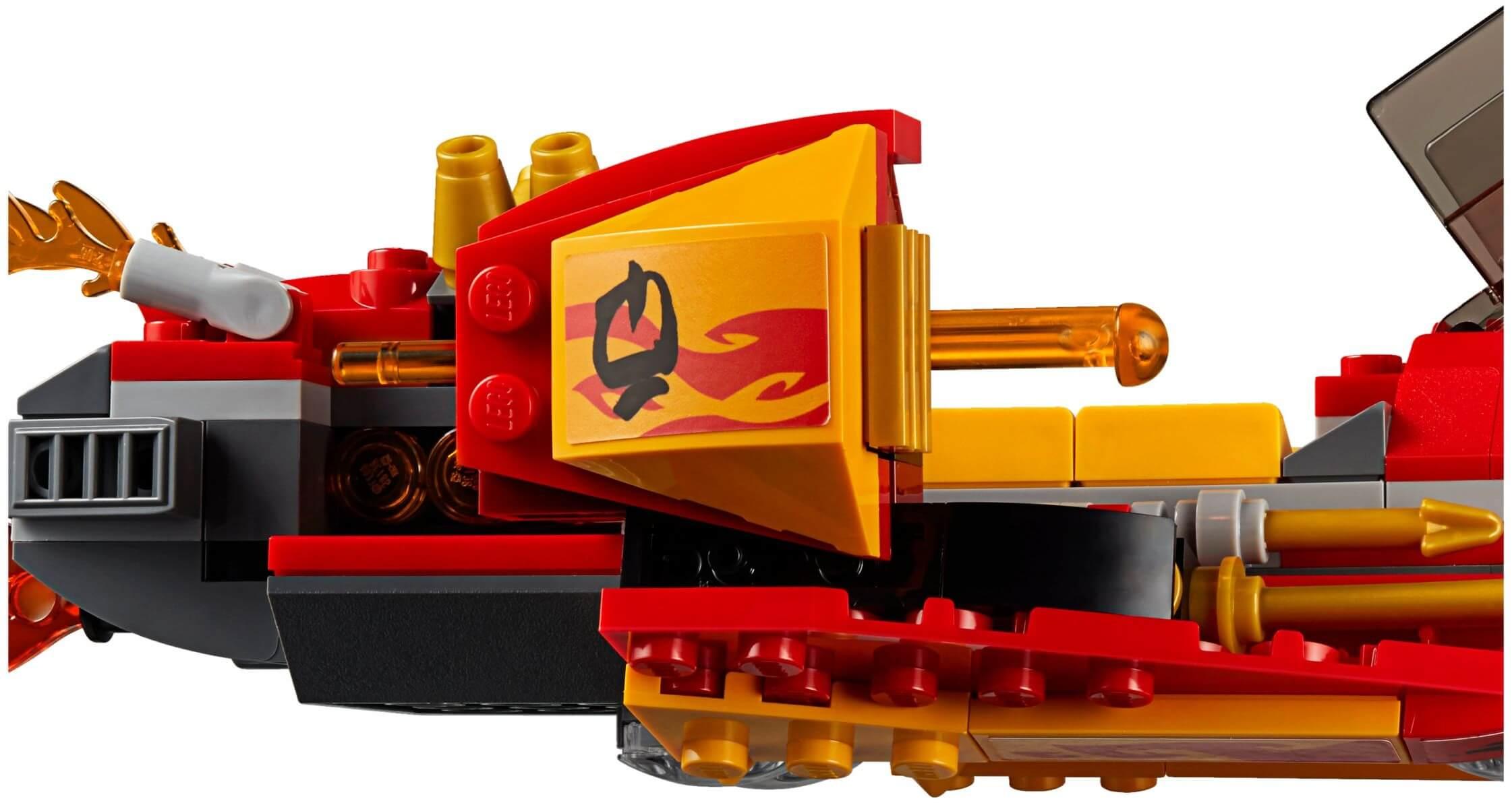 Mua đồ chơi LEGO 70638 - LEGO Ninjago 70638 - Siêu Thuyền Katana V11 (LEGO Ninjago 70638 Katana V11)