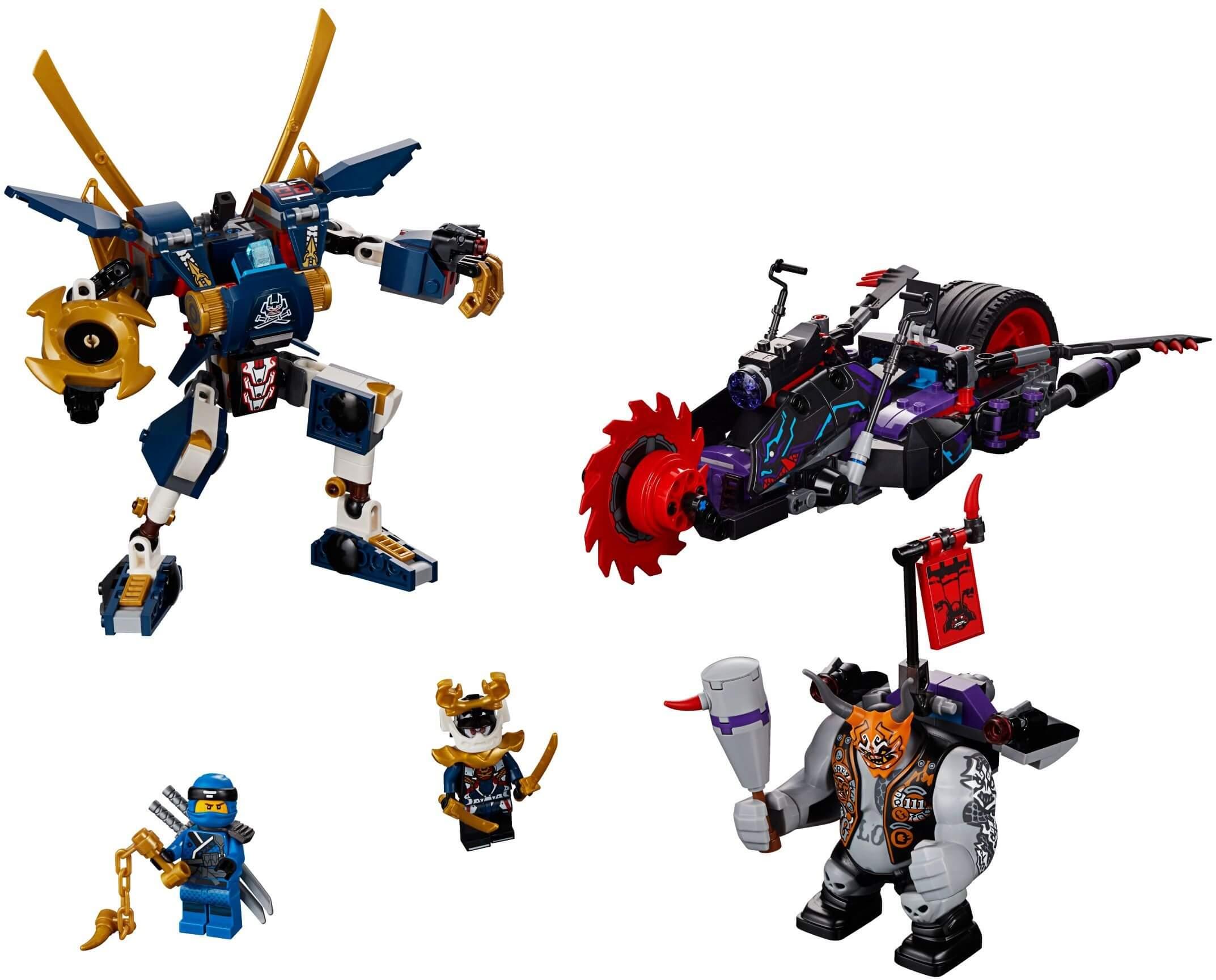 Mua đồ chơi LEGO 70642 - LEGO Ninjago 70642 - Samurai X đại chiến Killow (LEGO Ninjago 70642 Killow vs. Samurai X)