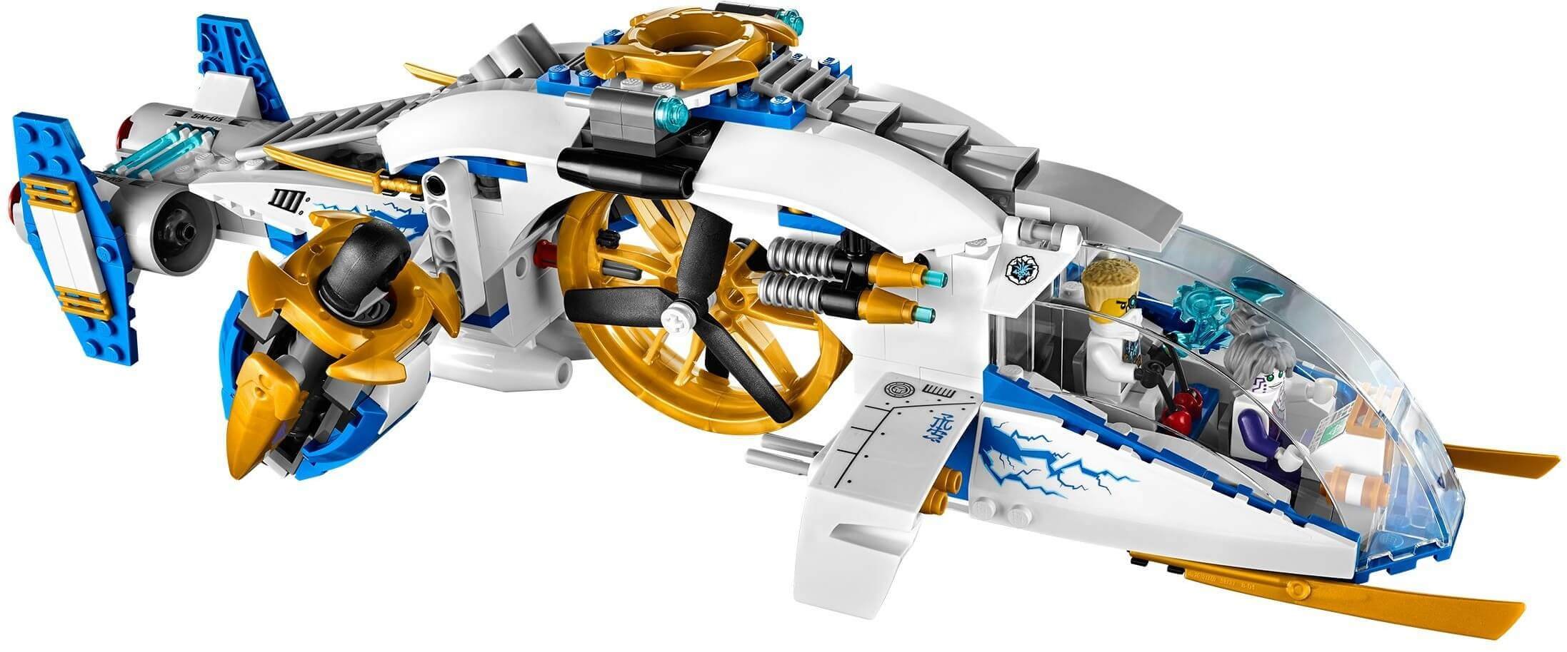 Mua đồ chơi LEGO 70724 - LEGO Ninjago 70724 - Siêu trực thăng NinjaCopter (LEGO Ninjago NinjaCopter 70724)