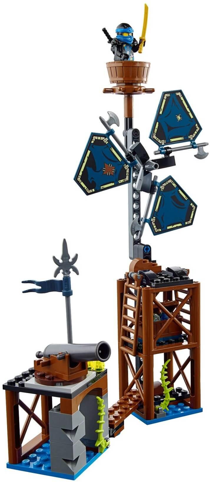 Mua đồ chơi LEGO 70732 - LEGO Ninjago 70732 - Thành phố Ma Stiix (LEGO Ninjago City of Stiix 70732)