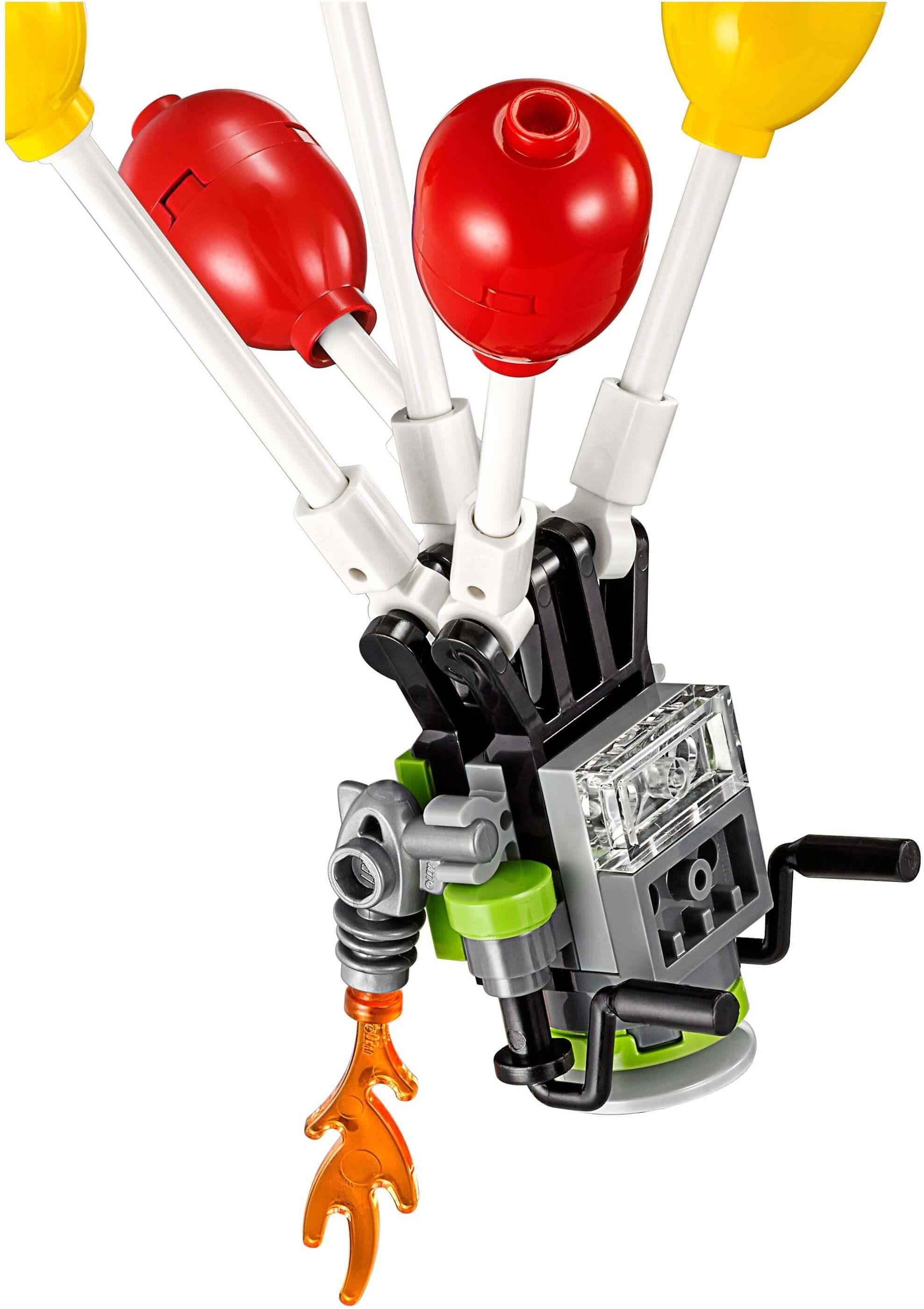 Mua đồ chơi LEGO 70900 - LEGO Batman Movie 70900 - Cuộc Tẩu Thoát của Joker (LEGO 70900 The Joker Balloon Escape)