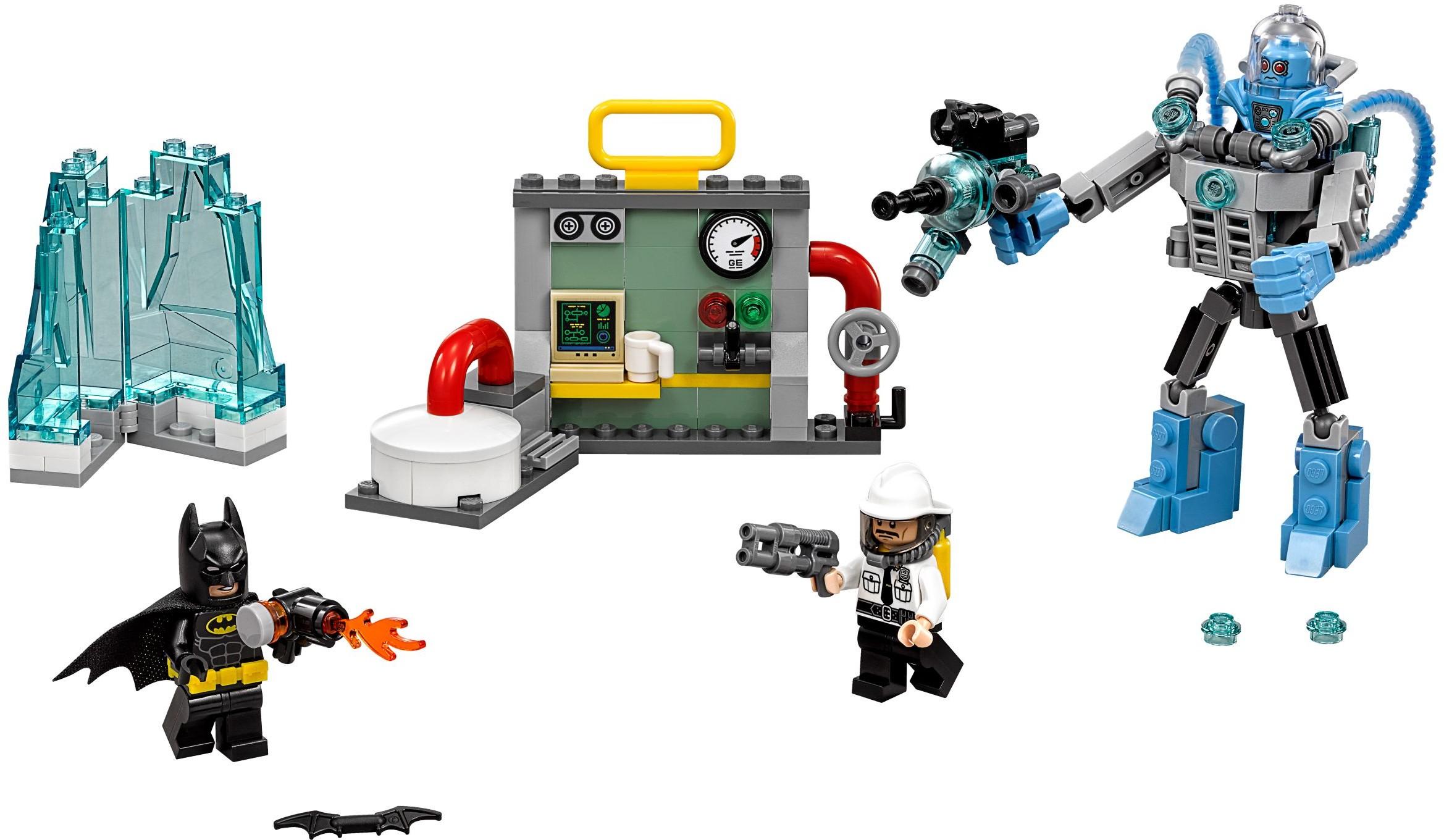 Mua đồ chơi LEGO 70901 - LEGO Batman Movie 70901 - Batman đại chiến Mr.Freeze (LEGO Batman Movie Mr. Freeze Ice Attack 70901)
