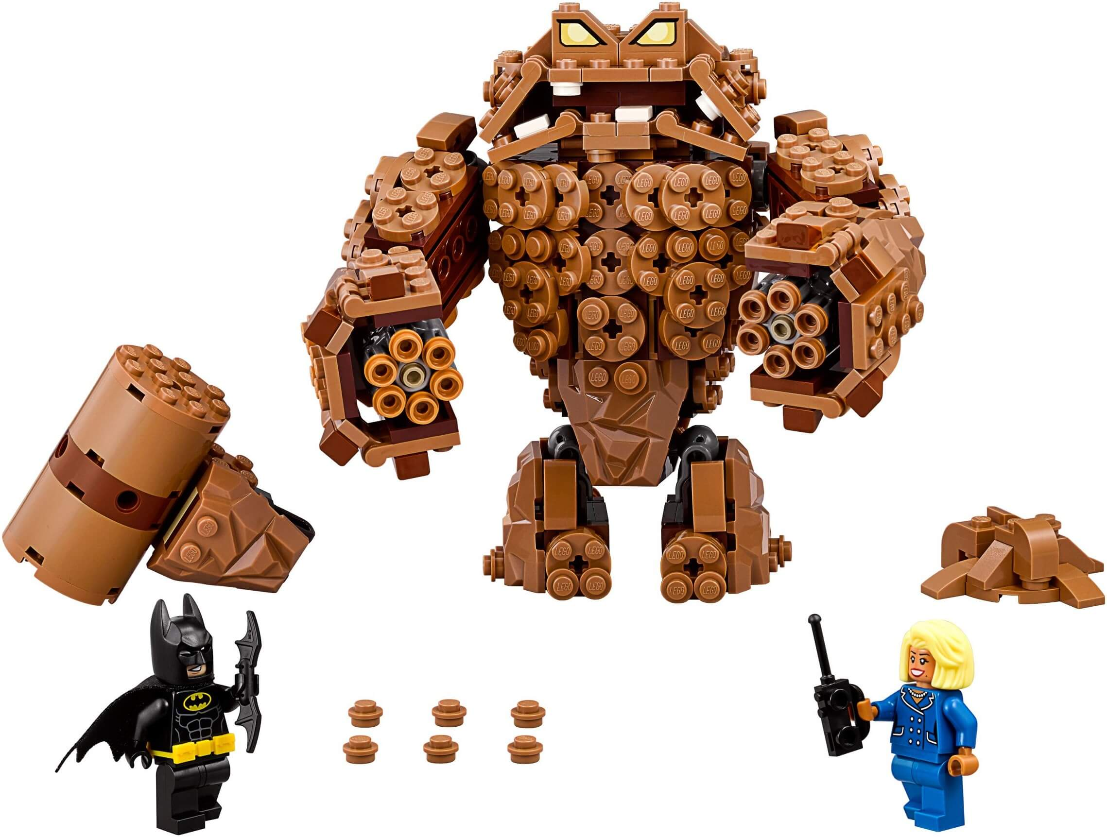Mua đồ chơi LEGO 70904 - LEGO Batman Movie 70904 - Batman đại chiến Clayface (LEGO 70904 Clayface Splat Attack)