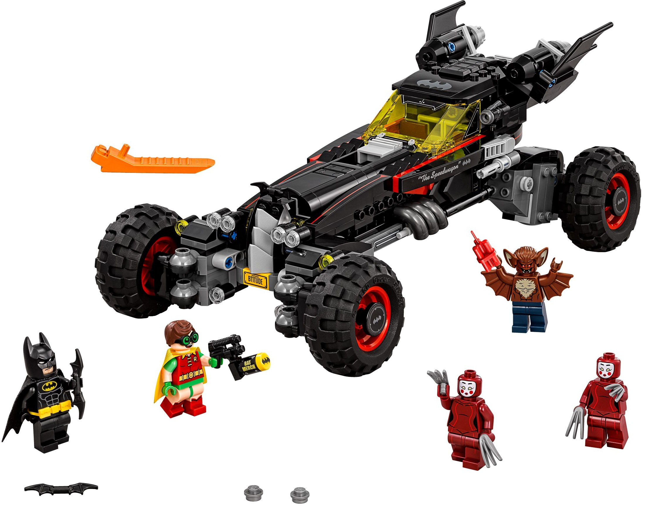 Mua đồ chơi LEGO 70905 - LEGO Batman Movie 70905 - Siêu Xe Batmobile (LEGO Batman Movie The Batmobile 70905)