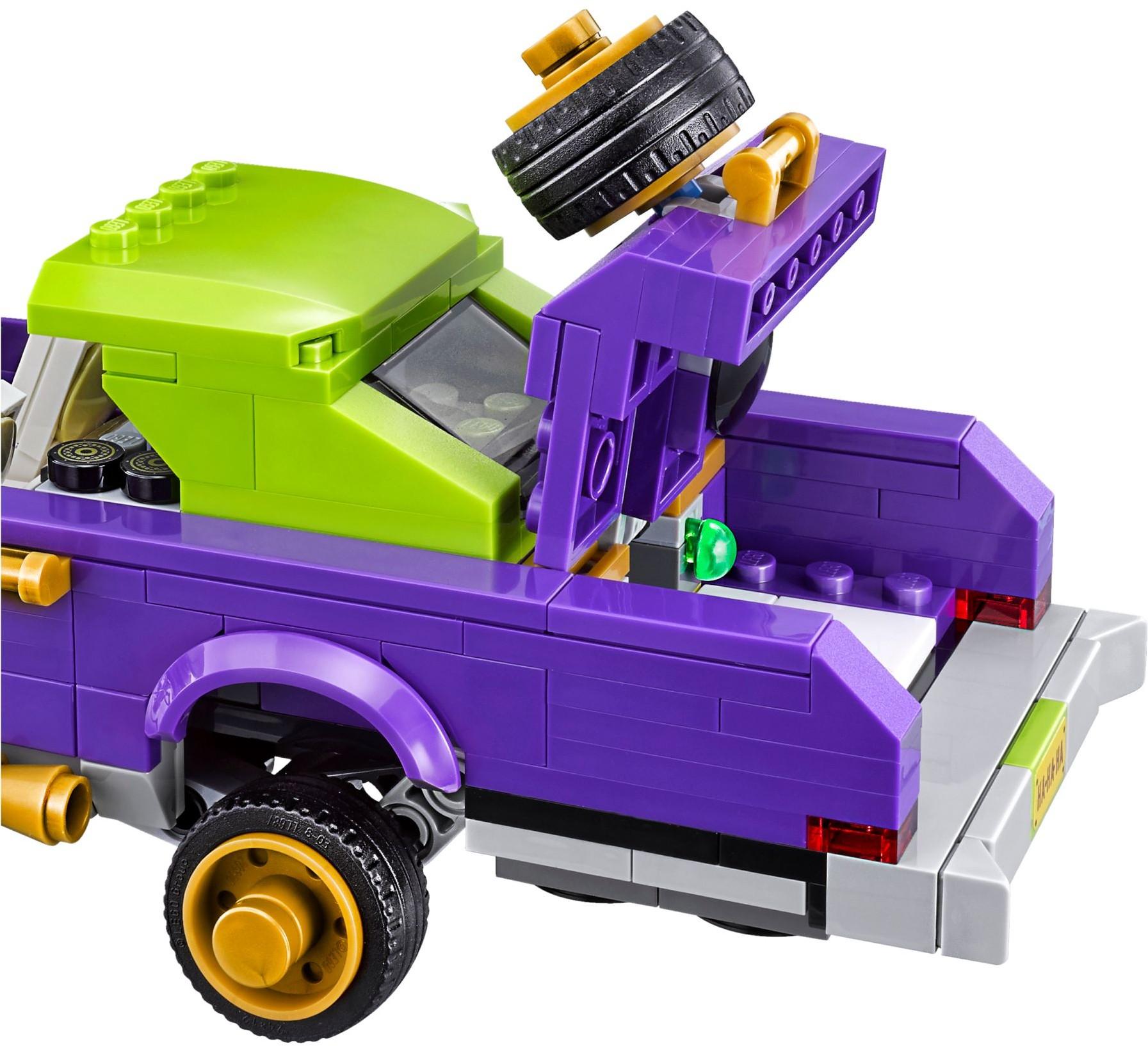 Mua đồ chơi LEGO 70906 - LEGO Batman Movie 70906 - Siêu Xe Lowrider của Joker (LEGO Batman Movie The Joker Notorious Lowrider 70906)