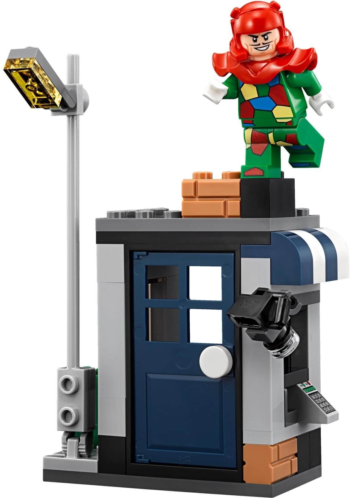 Mua đồ chơi LEGO 70921 - LEGO The Batman Movie 70921 - Xe Bắn Pháo Harley Quinn (LEGO The Batman Movie 70921 Harley Quinn Cannonball Attack)