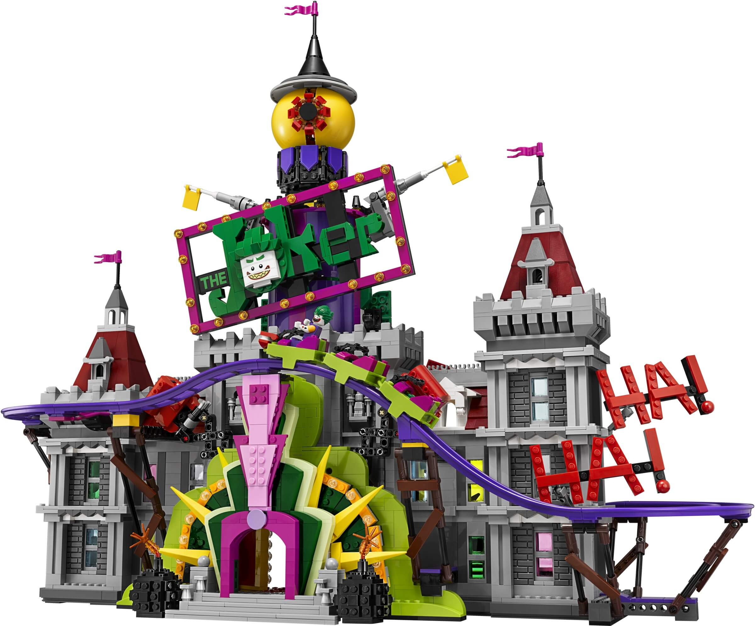 Mua đồ chơi LEGO 70922 - LEGO Batman 70922 - The Joker Manor