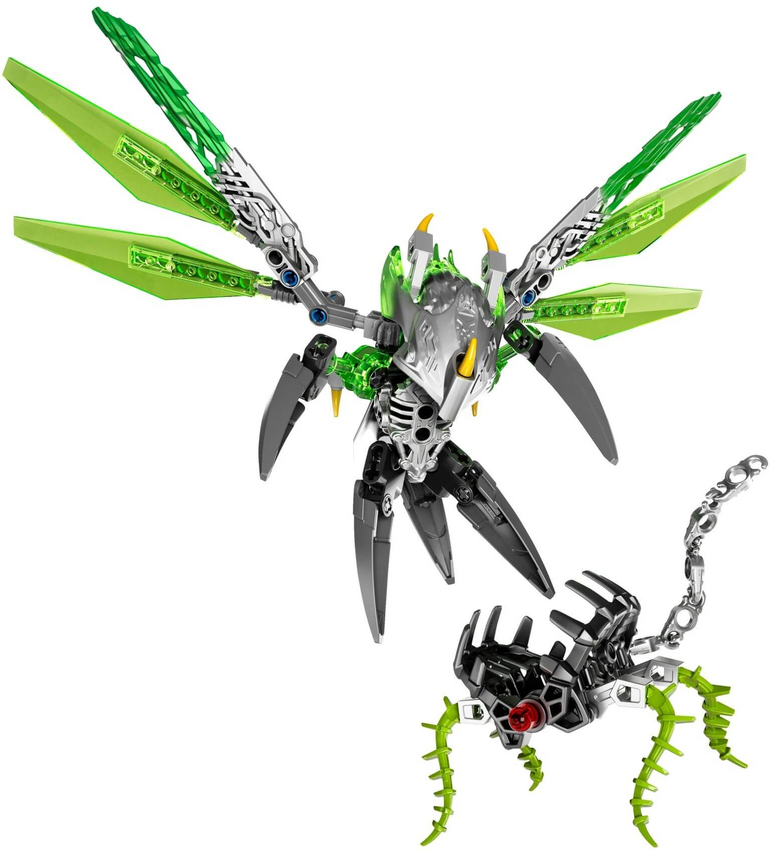Mua đồ chơi LEGO 71300 - LEGO BIONICLE 71300 - Sinh vật Rừng Uxar (LEGO BIONICLE Uxar Creature of Jungle 71300)