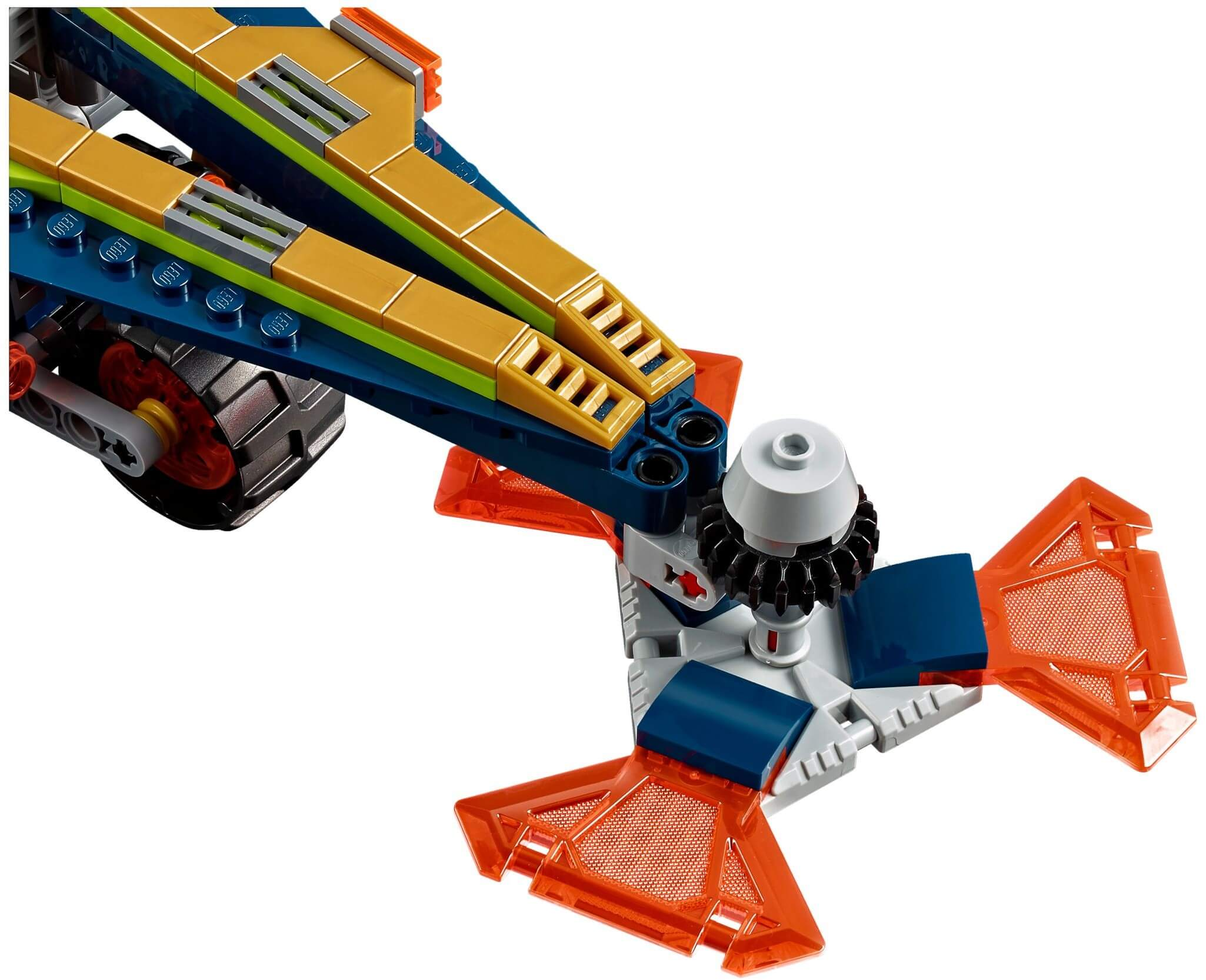 Mua đồ chơi LEGO 72005 - LEGO Nexo Knights 72005 - Máy Bay biến hình của Aaron (LEGO Nexo Knights 72005 Aaron's X-bow)