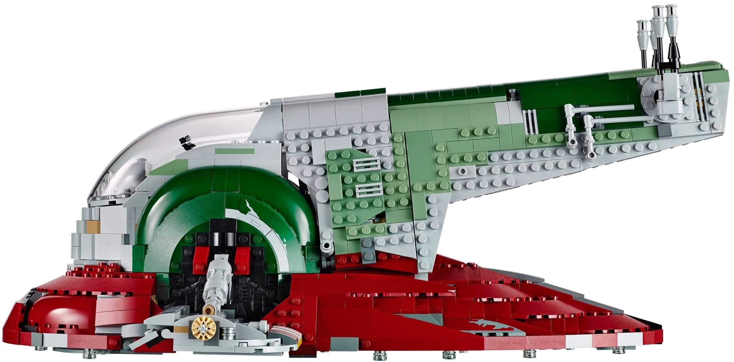 Mua đồ chơi LEGO 75060 - LEGO Star Wars 75060 - Phi Thuyền Slave I (LEGO Star Wars Slave I 75060)