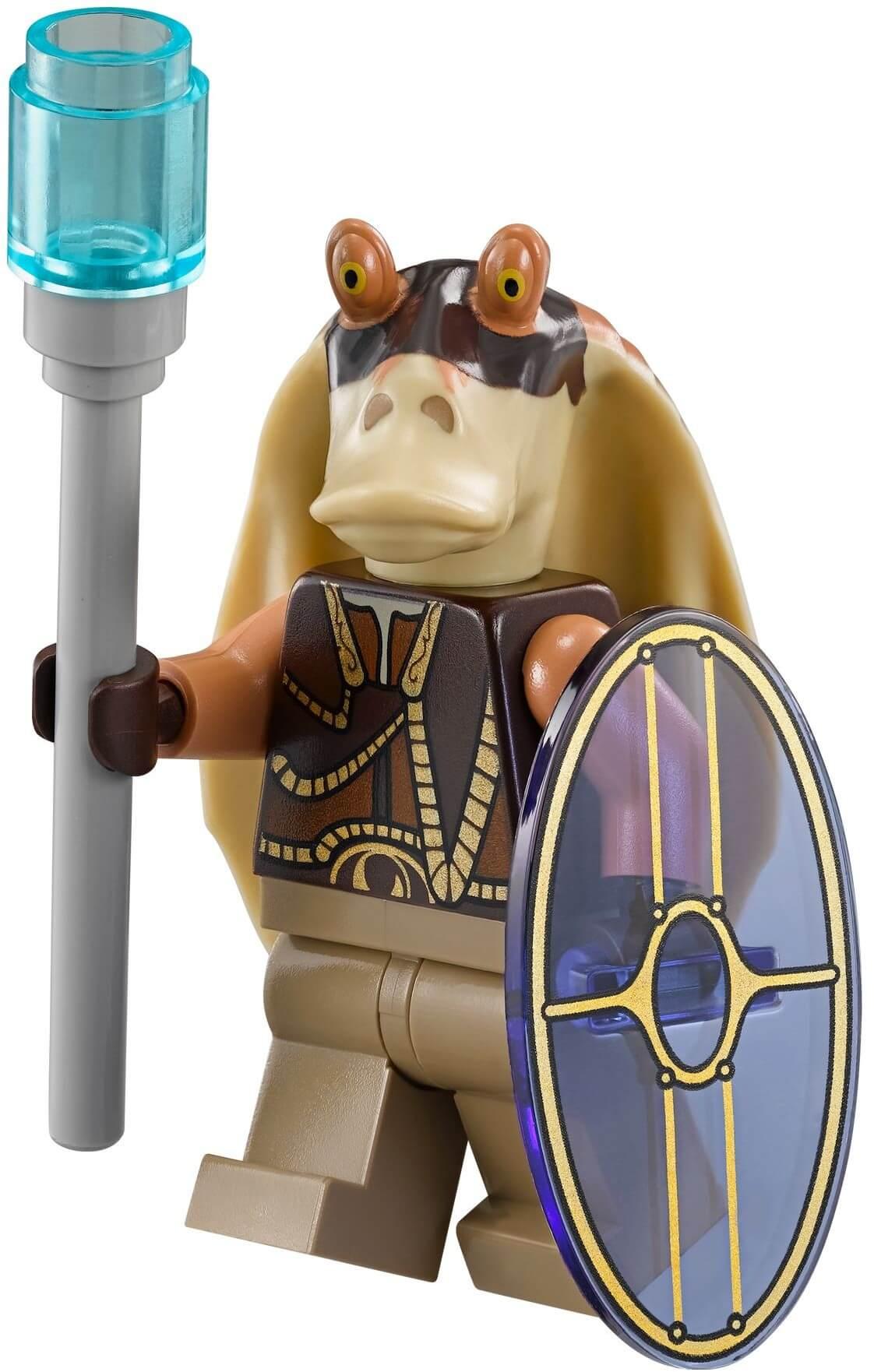 Mua đồ chơi LEGO 75086 - LEGO Star Wars 75086 - Xe Chở Lính của Binh Đoàn Droid (LEGO Star Wars Battle Droid Troop Carrier 75086)