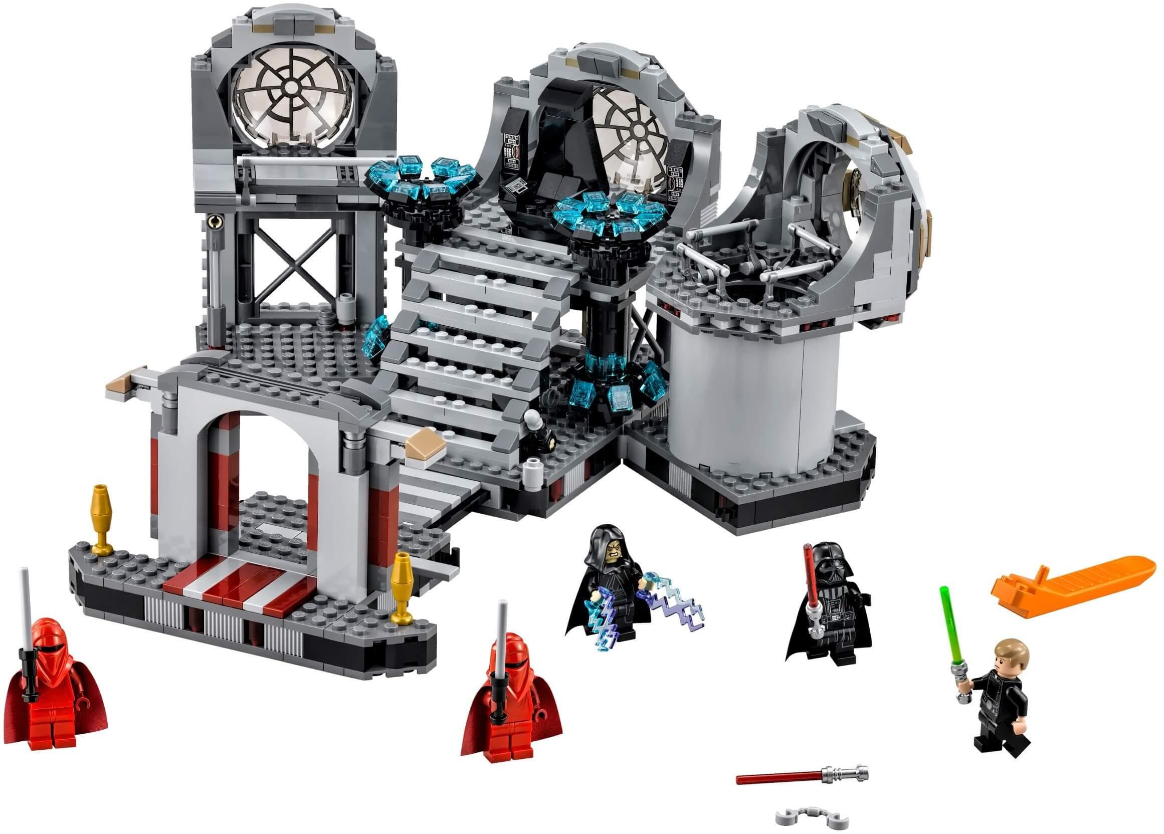 Mua đồ chơi LEGO 75093 - LEGO Star Wars 75093 - Trận Chiến Cuối Cùng ở Death Star (LEGO Star Wars Death Star Final Duel 75093)