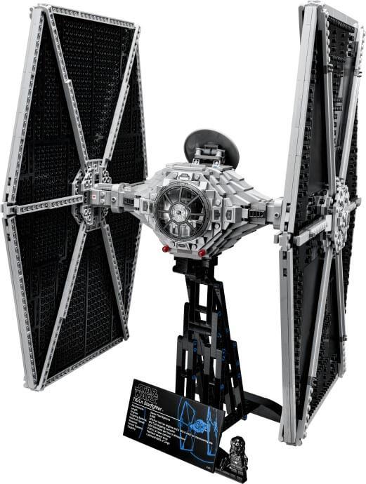 Mua đồ chơi LEGO 75095 - LEGO Star Wars 75095 - Siêu phẩm mô hình máy bay TIE Fighter (LEGO Star Wars TIE Fighter 75095)