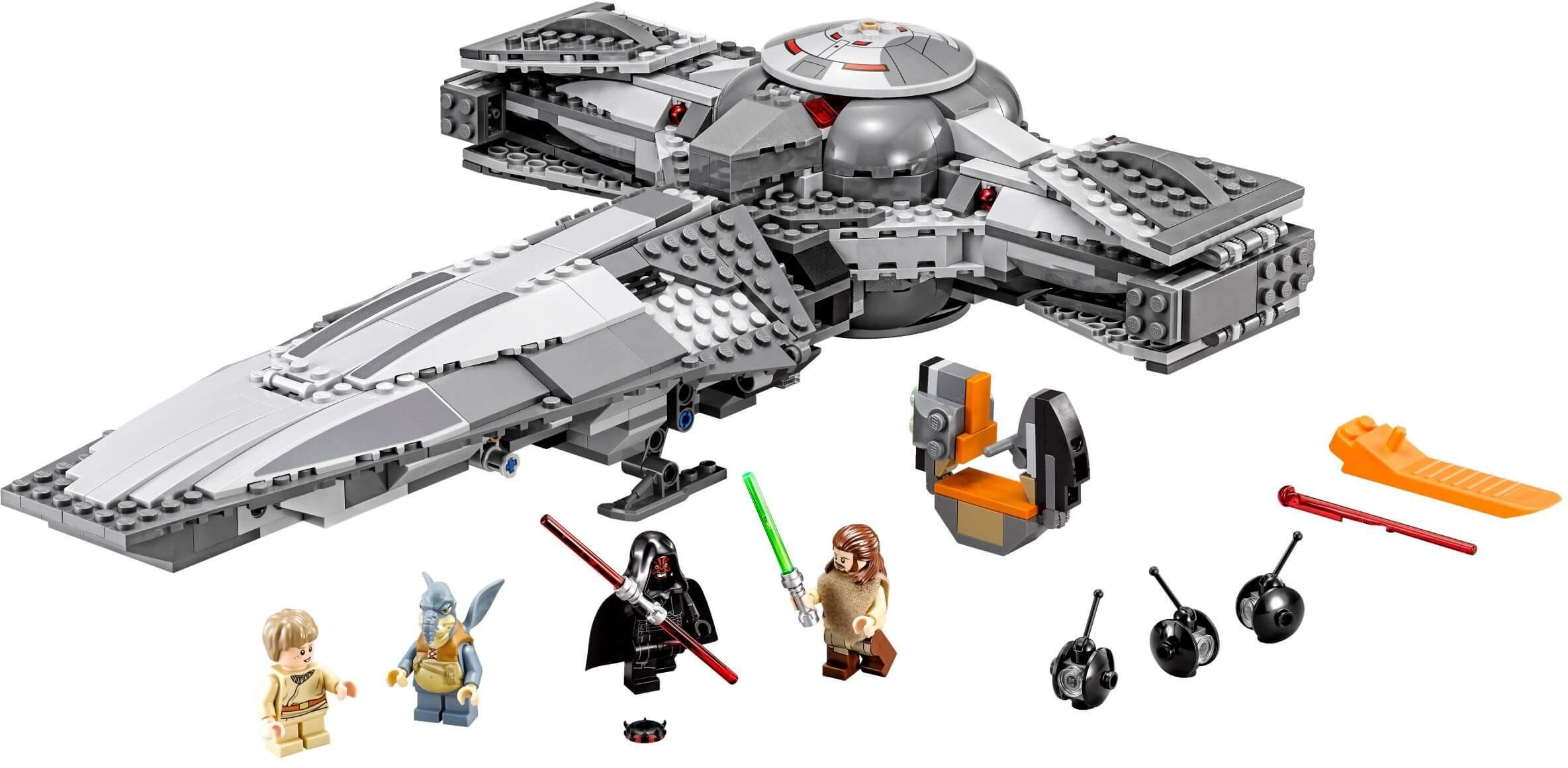 Mua đồ chơi LEGO 75096 - LEGO Star Wars 75096 - Phi Thuyền của Darth Maul (LEGO Star Wars Sith Infiltrator 75096)