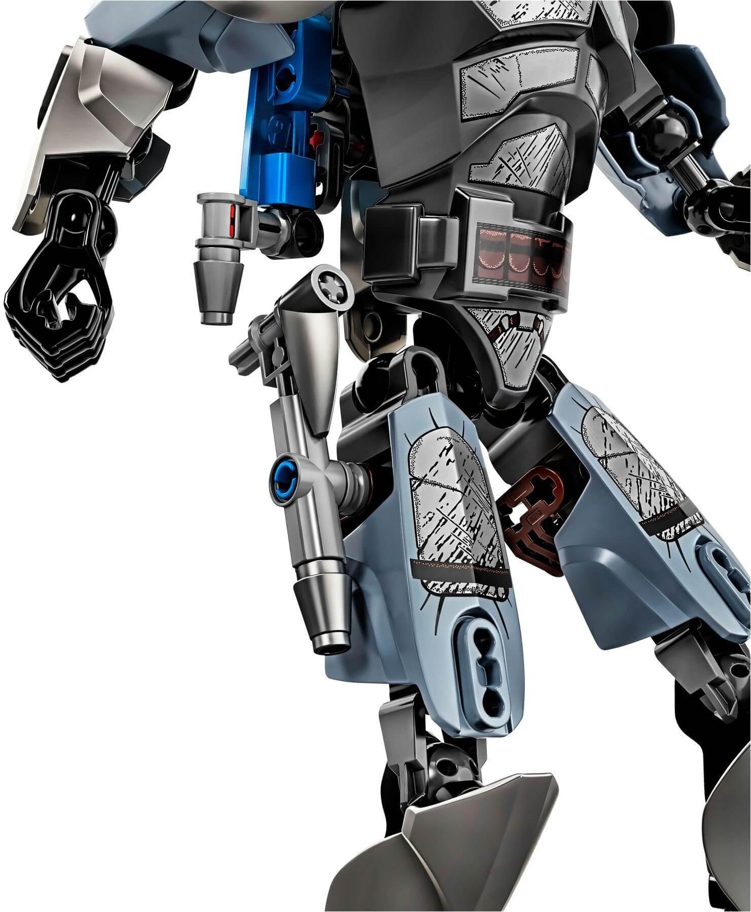 Mua đồ chơi LEGO 75107 - LEGO Star Wars 75107 - Mô hình Thợ săn Jango Fett (LEGO Star Wars Jango Fett 75107)