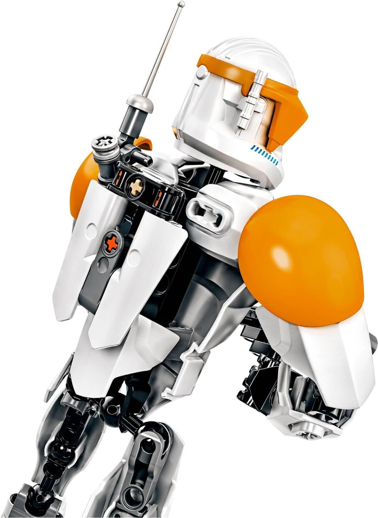Mua đồ chơi LEGO 75108 - LEGO Star Wars 75108 - Mô hình Tổng Chỉ huy Commander Cody (LEGO Star Wars Commander Coby 75108)
