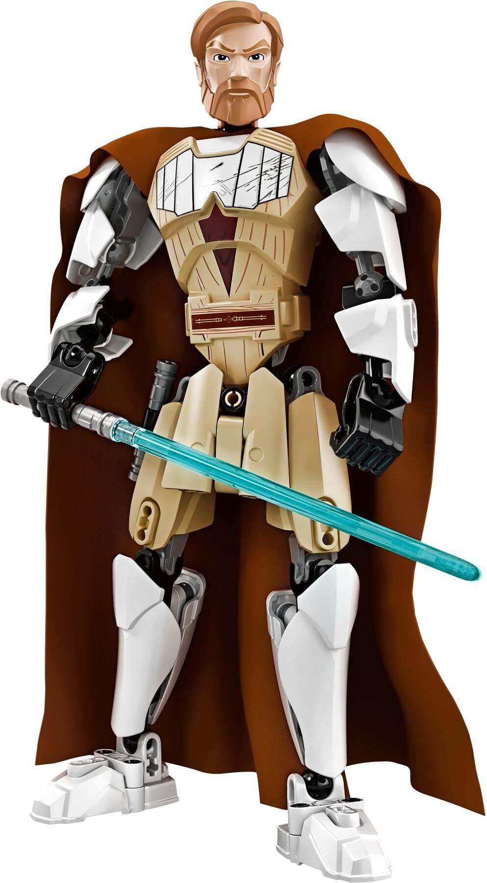 Mua đồ chơi LEGO 75109 - LEGO Star Wars 75109 - Mô hình Sư phụ Jedi Obi-Wan Kenobi (LEGO Star Wars Obi-Wan Kenobi 75109)