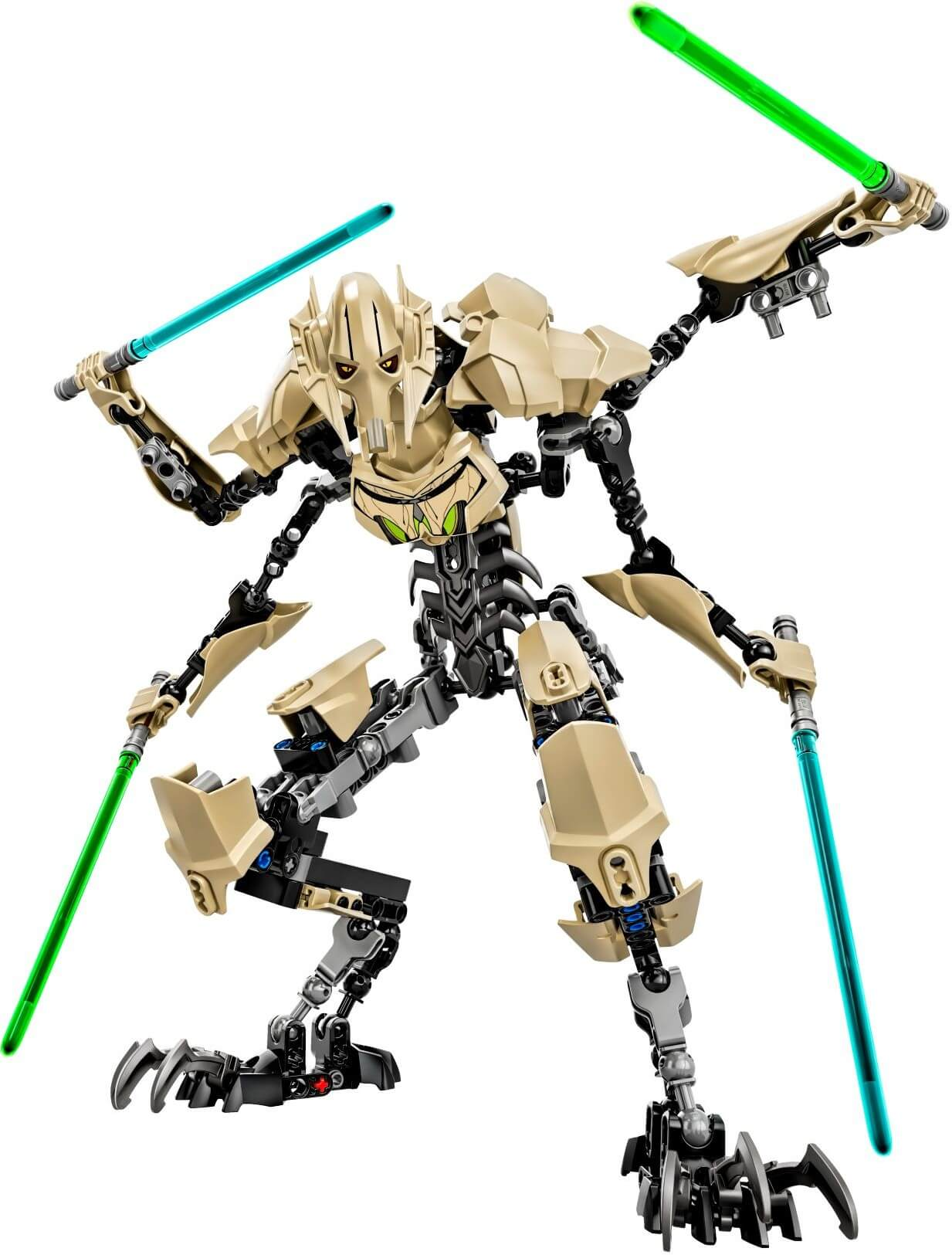 Mua đồ chơi LEGO 75112 - LEGO Star Wars 75112 - Mô hình Đại tướng quân Grievous (LEGO Star Wars General Grievous 75112)