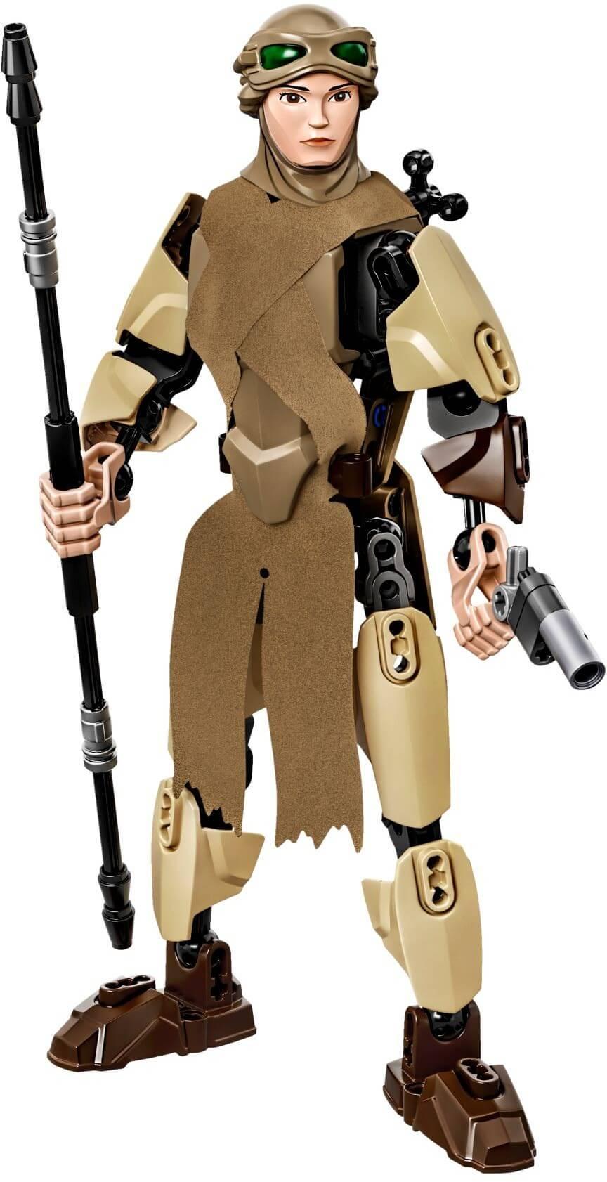 Mua đồ chơi LEGO 75113 - LEGO Star Wars 75113 - Rey (LEGO Star Wars Rey 75113)