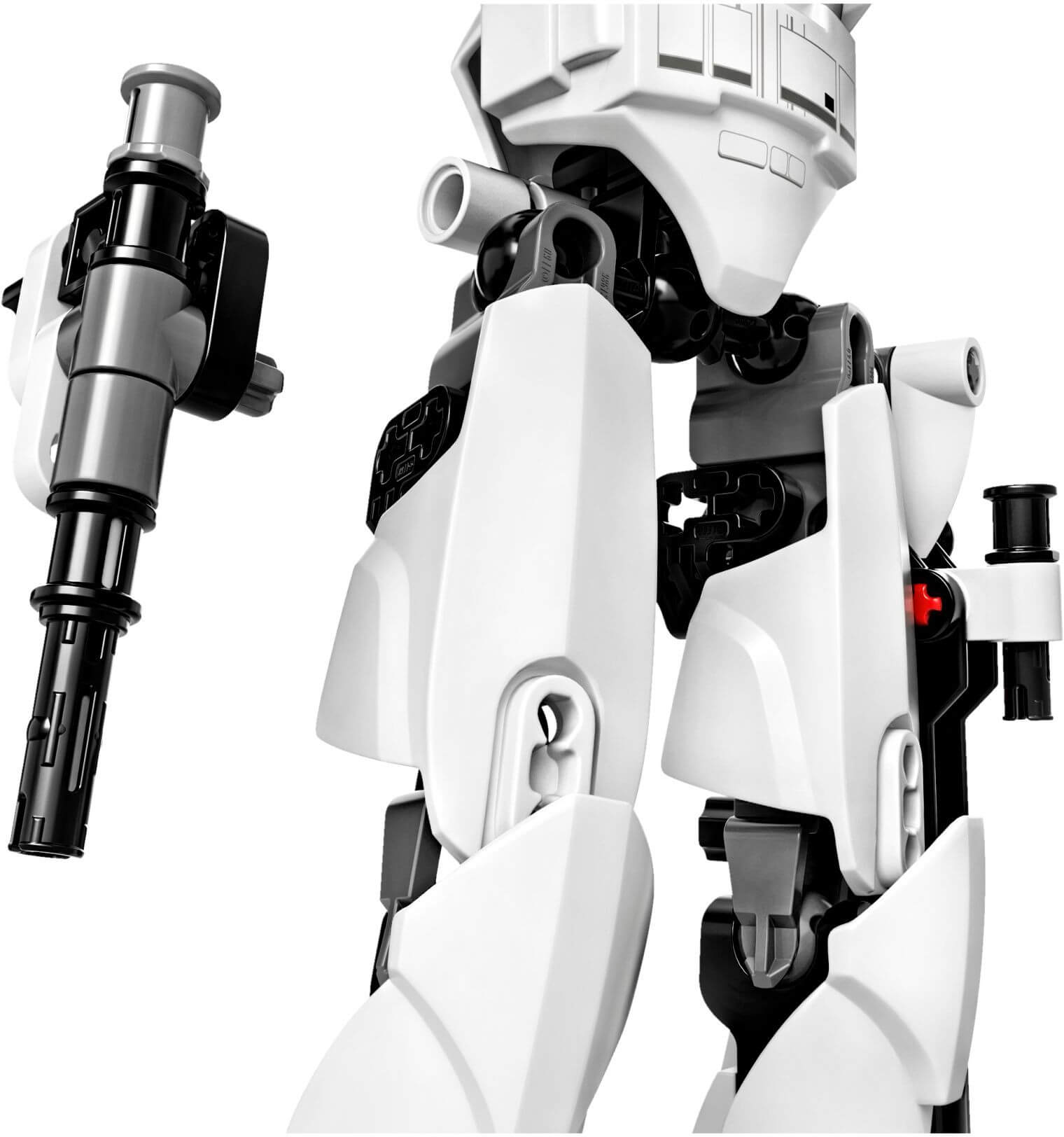Mua đồ chơi LEGO 75114 - LEGO Star Wars 75114 - First Order Stormtrooper (LEGO Star Wars First Order Stormtrooper 75114)
