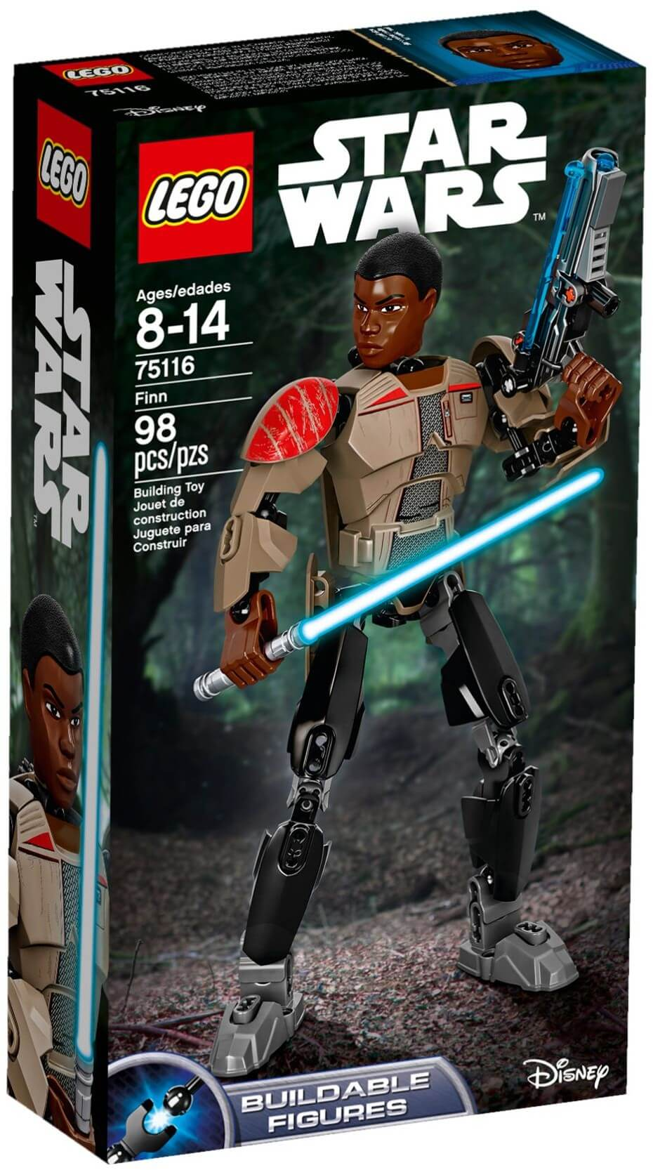 Mua đồ chơi LEGO 75116 - LEGO Star Wars 75116 - Finn (LEGO Star Wars Finn 75116)