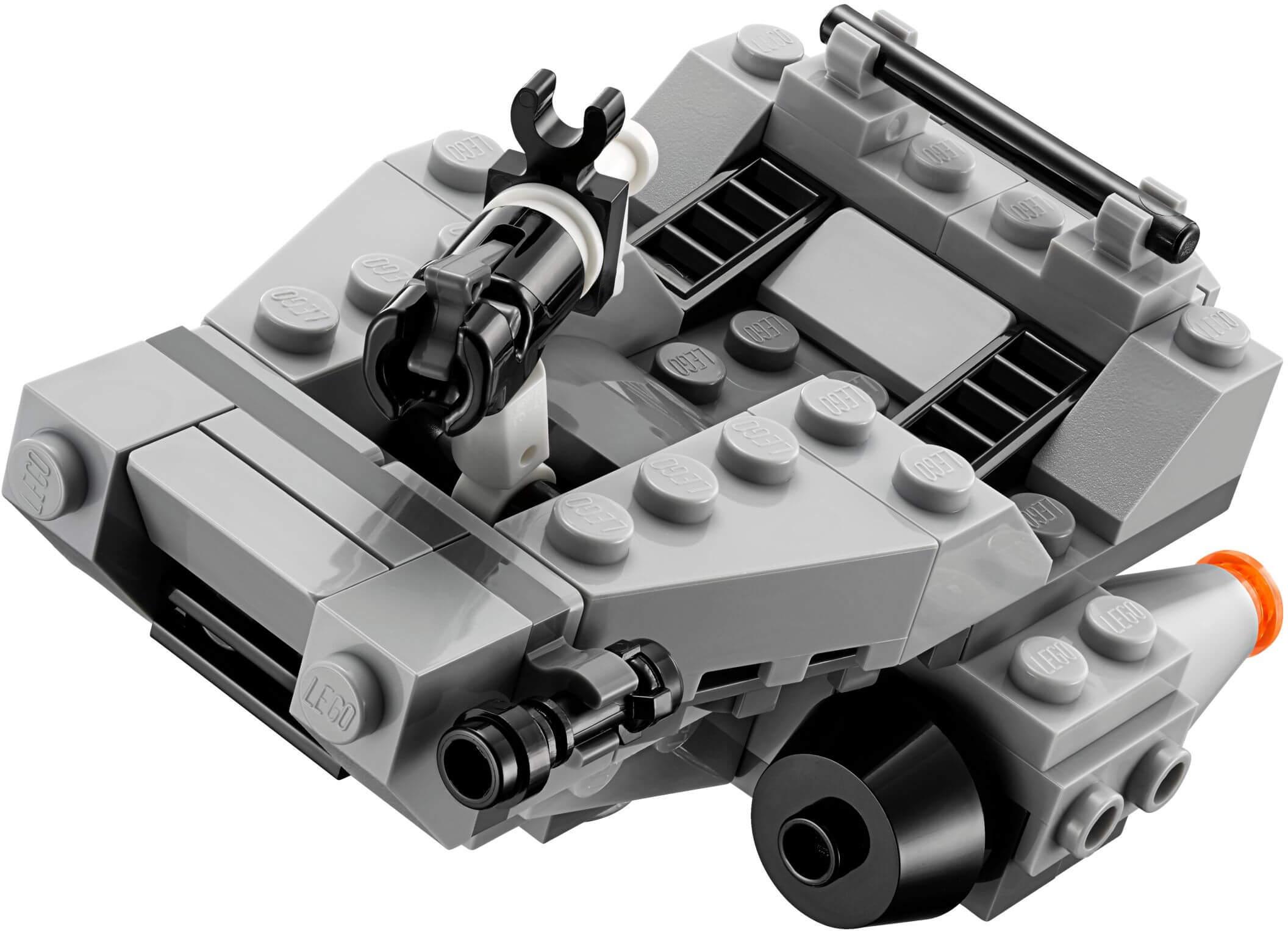 Mua đồ chơi LEGO 75125 - LEGO Star Wars 75125 - Máy Bay X-Wing của quân Kháng Chiến (LEGO Star Wars Resistance X-Wing Fighter 75125)
