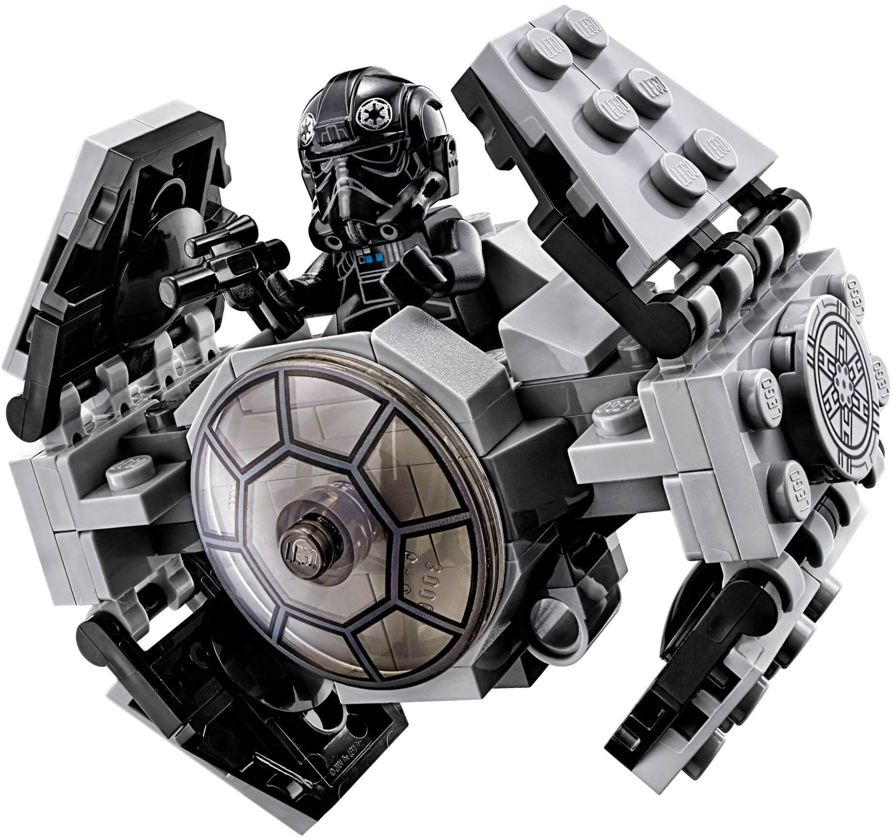 Mua đồ chơi LEGO 75128 - LEGO Star Wars 75128 - Mẫu TIE đời mới thu nhỏ (LEGO Star Wars TIE Advanced Prototype 75128)