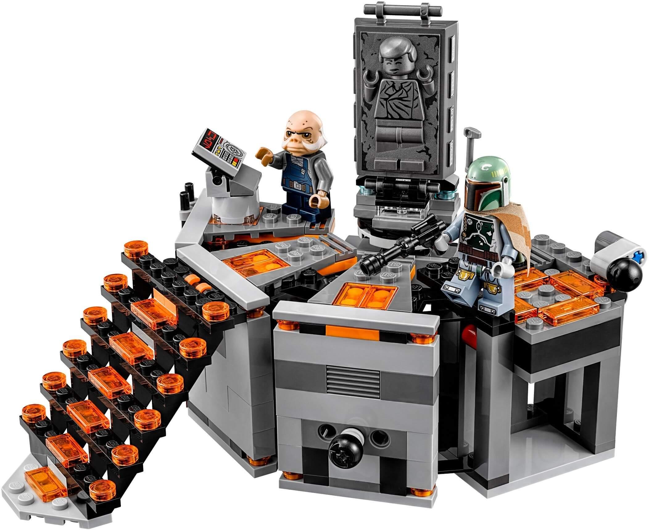 Mua đồ chơi LEGO 75137 - LEGO Star Wars 75137 - Han Solo bị Đóng Băng (LEGO Star Wars Carbon-Freezing Chamber 75137)