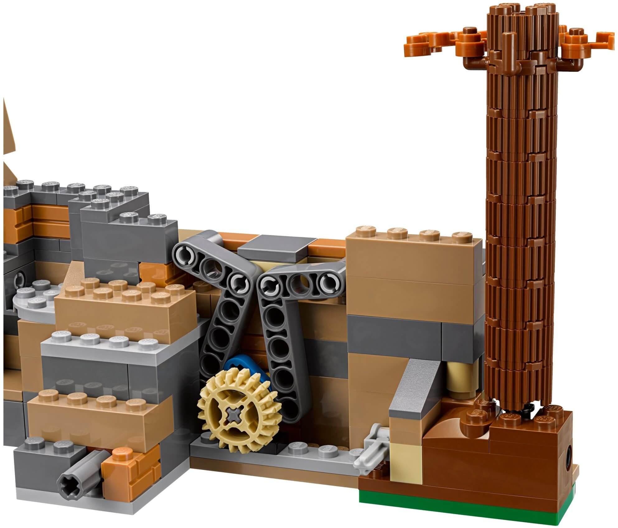 Mua đồ chơi LEGO 75139 - LEGO Star Wars 75139 - Cuộc chiến trên hành tinh Takodana (LEGO Star Wars Battle on Takodana 75139)