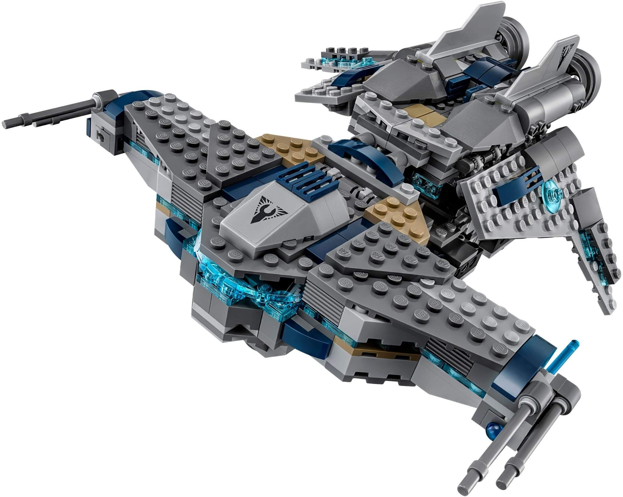 Mua đồ chơi LEGO 75147 - LEGO Star Wars 75147 - Phi Thuyền StarScavenger (LEGO Star Wars StarScavenger 75147)