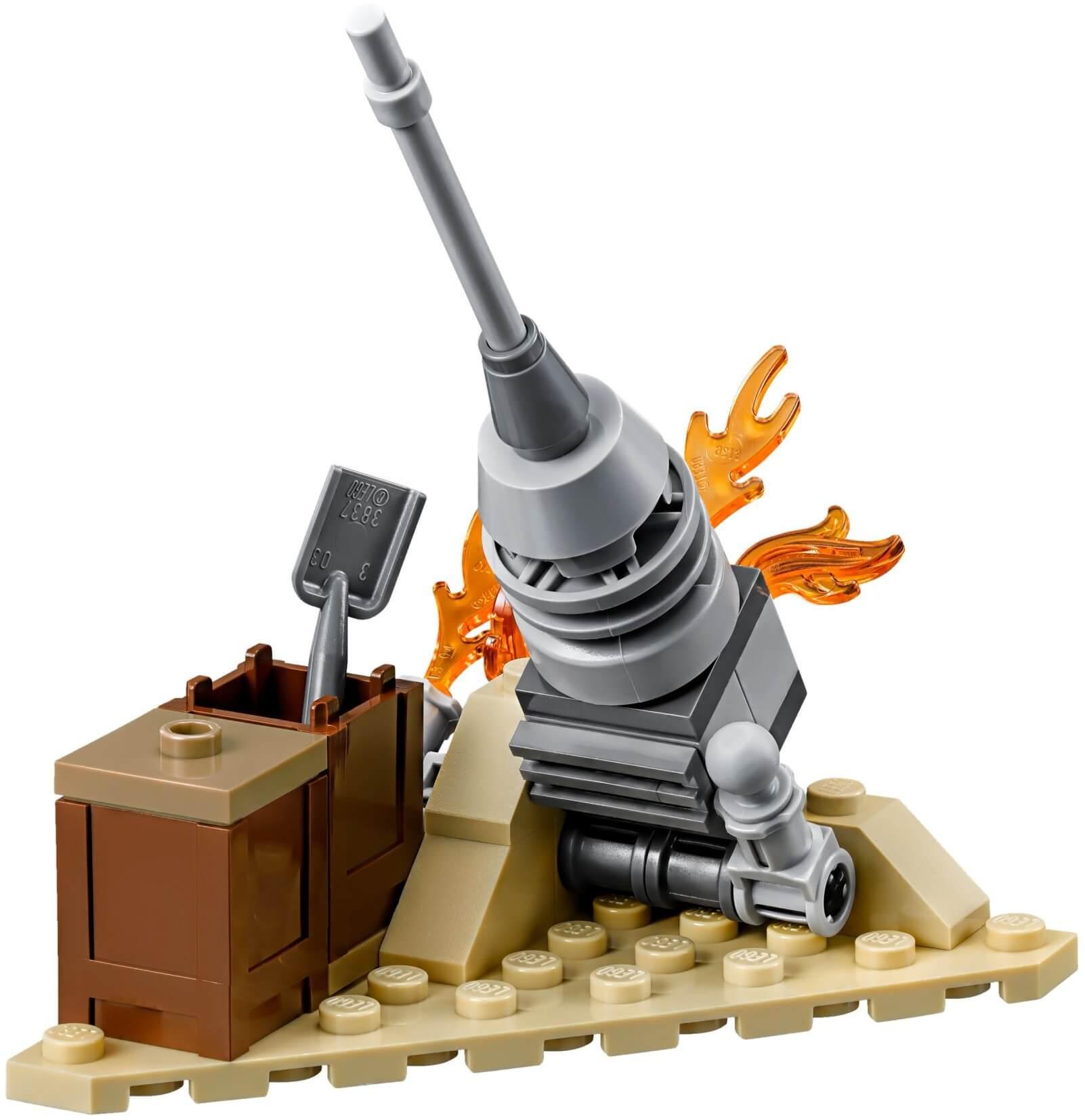 Mua đồ chơi LEGO 75149 - LEGO Star Wars 75149 - Máy bay X-Wing của Quân Kháng Chiến (LEGO Star Wars Resistance X-Wing Fighter 75149)