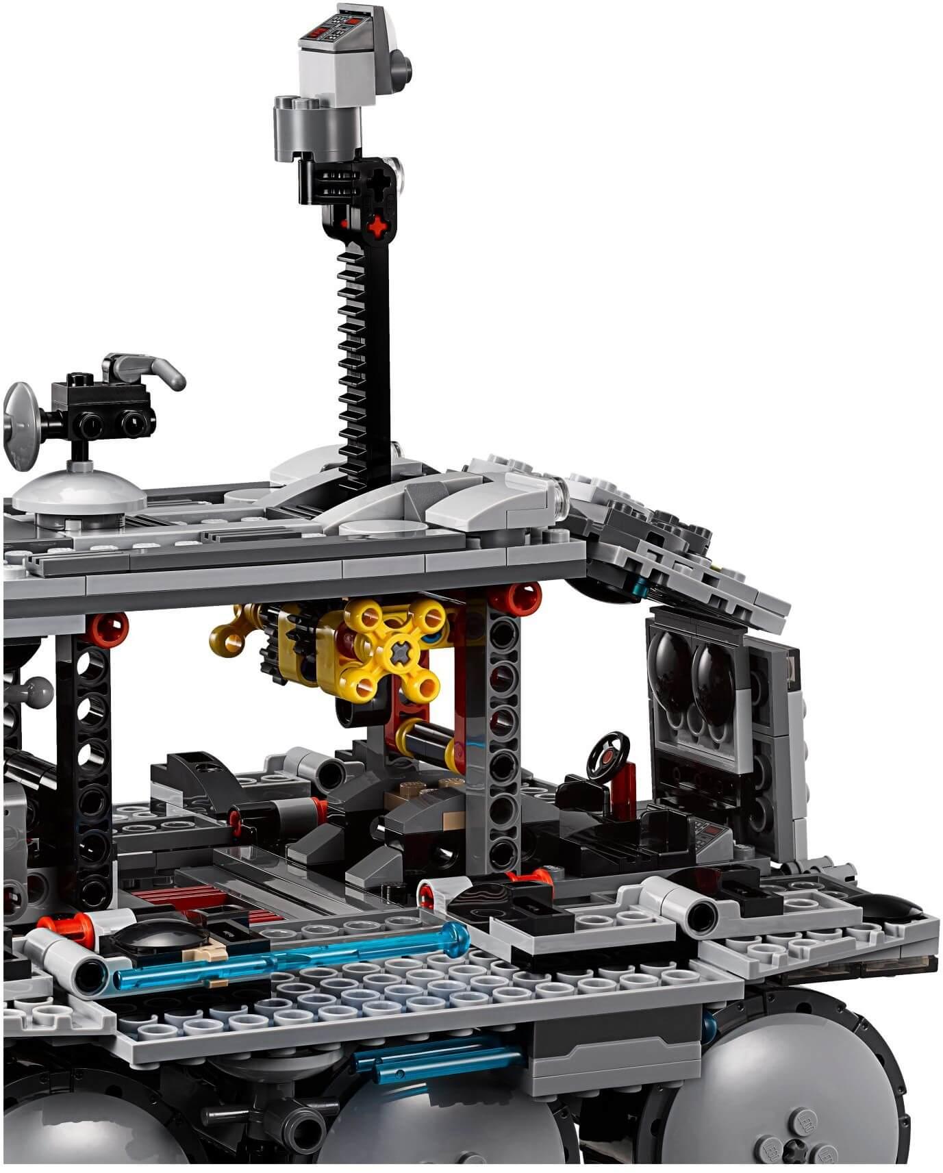 Mua đồ chơi LEGO 75151 - LEGO Star Wars 75151 - Xe Tăng Địa Hình Khổng Lồ (LEGO Star Wars Clone Turbo Tank 75151)