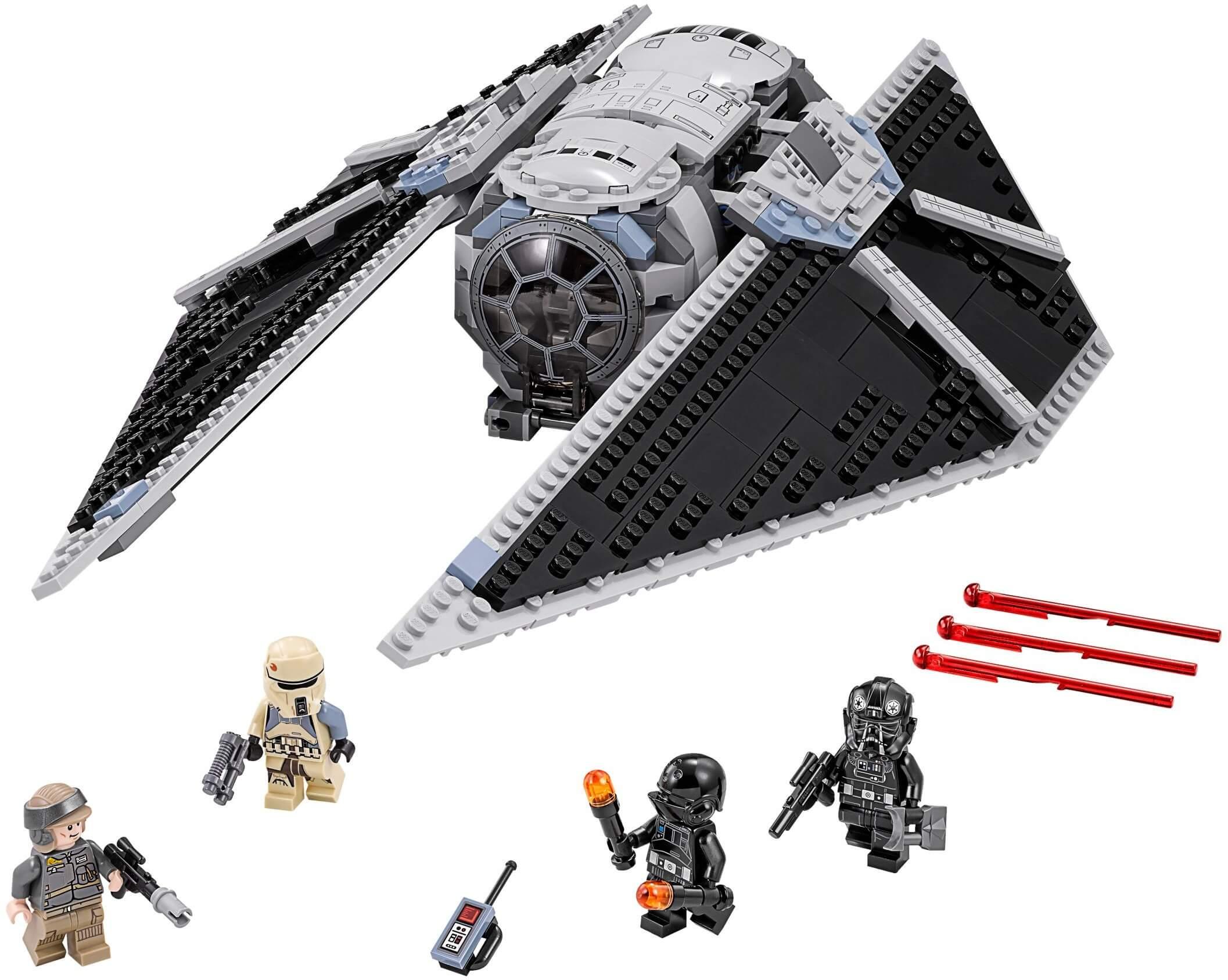 Mua đồ chơi LEGO 75154 - LEGO Star Wars 75154 - Phi Thuyền TIE Striker (LEGO Star Wars TIE Striker 75154)