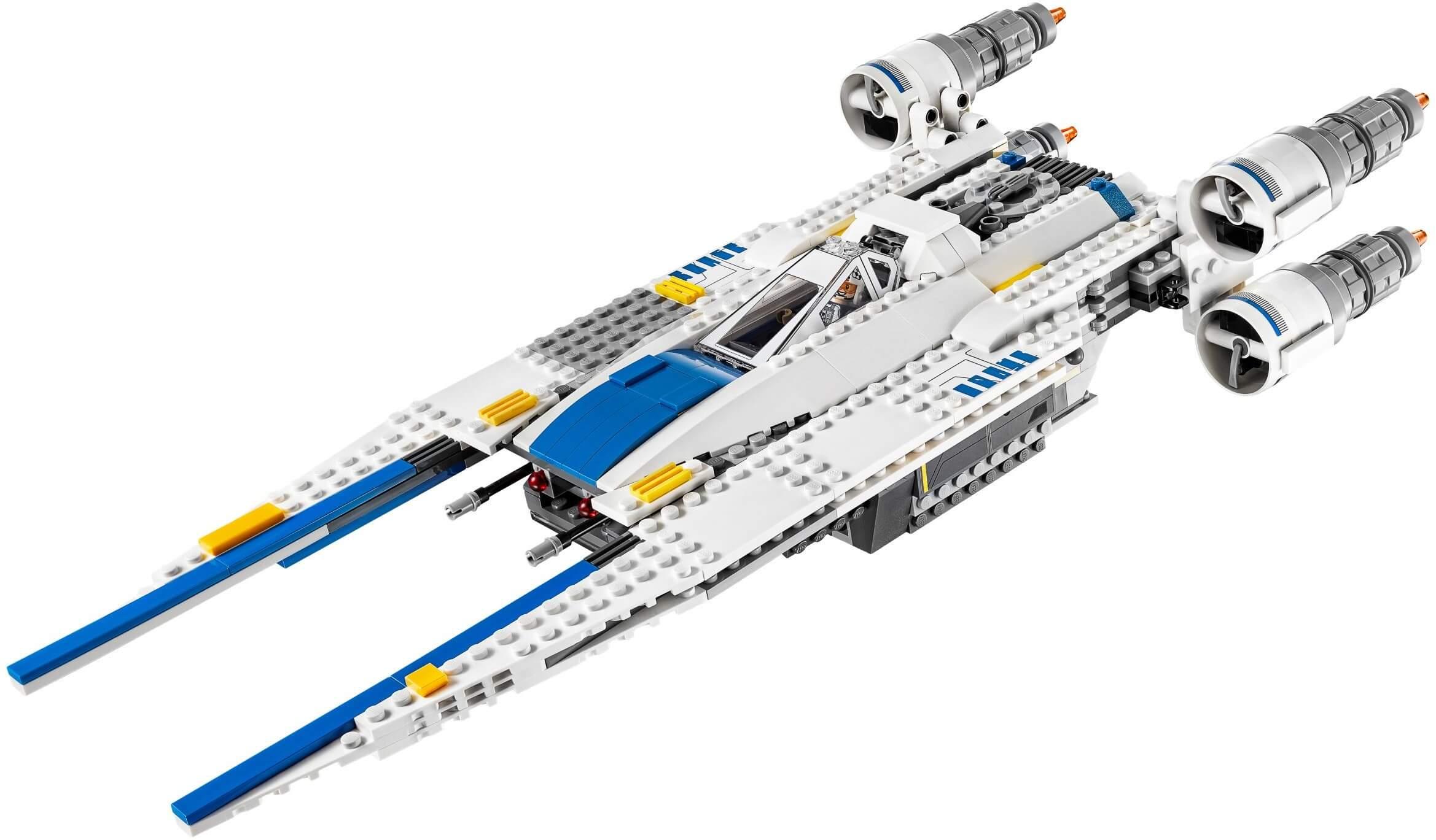 Mua đồ chơi LEGO 75155 - LEGO Star Wars 75155 - Phi Thuyền U-Wing (LEGO Star Wars Rebel U-wing Fighter 75155)