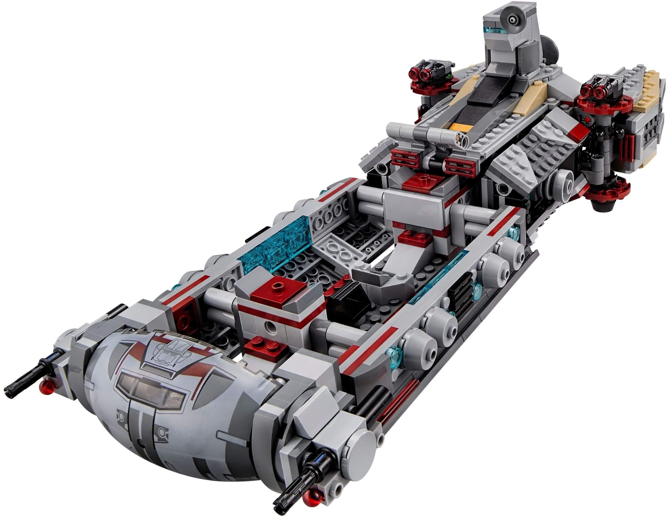 Mua đồ chơi LEGO 75158 - LEGO Star Wars 75158 - Chiến Hạm của Quân Nổi Dậy (LEGO Star Wars Rebel Combat Frigate 75158)