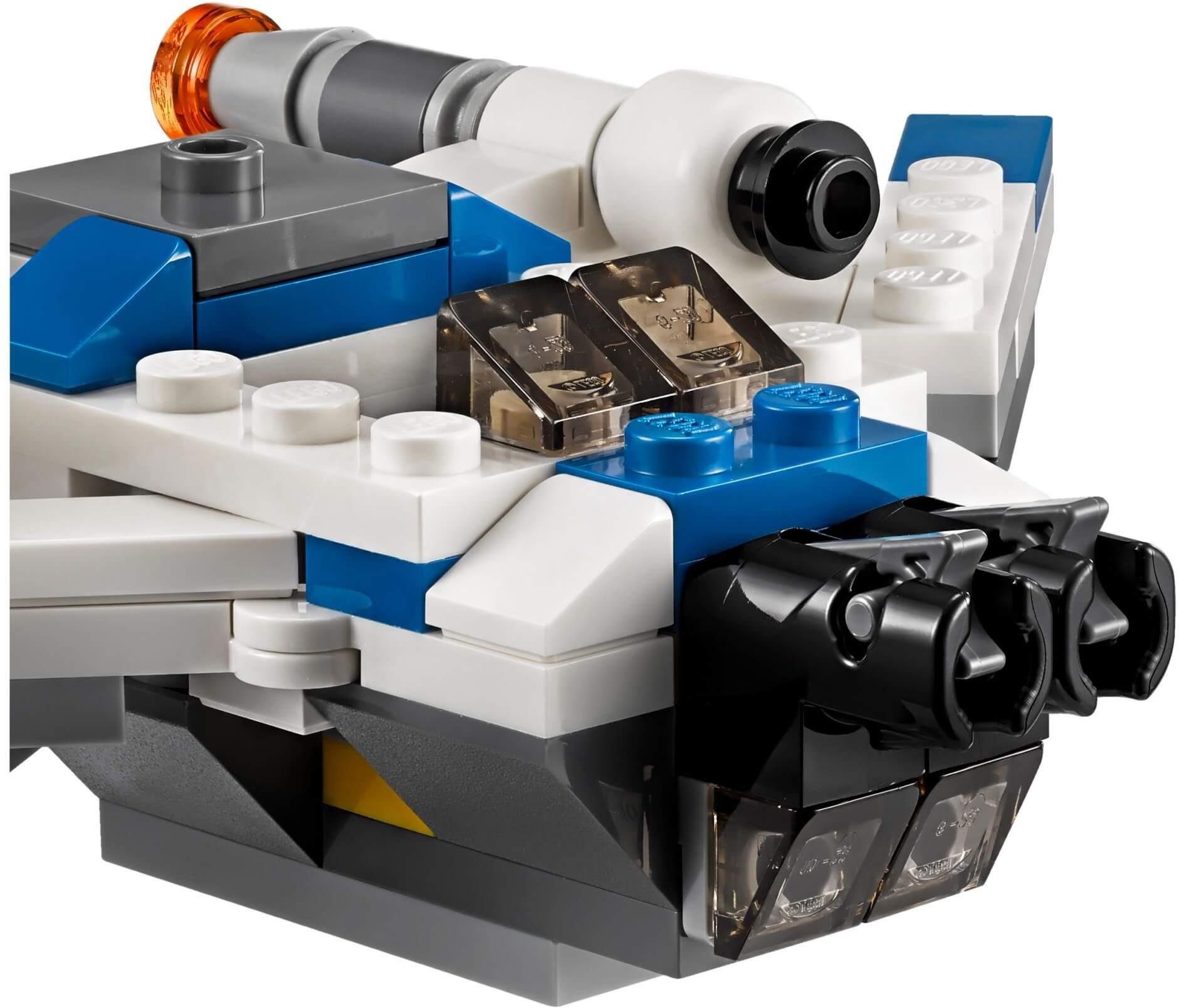 Mua đồ chơi LEGO 75160 - LEGO Star Wars 75160 - Phi Thuyền U-Wing (LEGO 75160 U-Wing Microfighter)