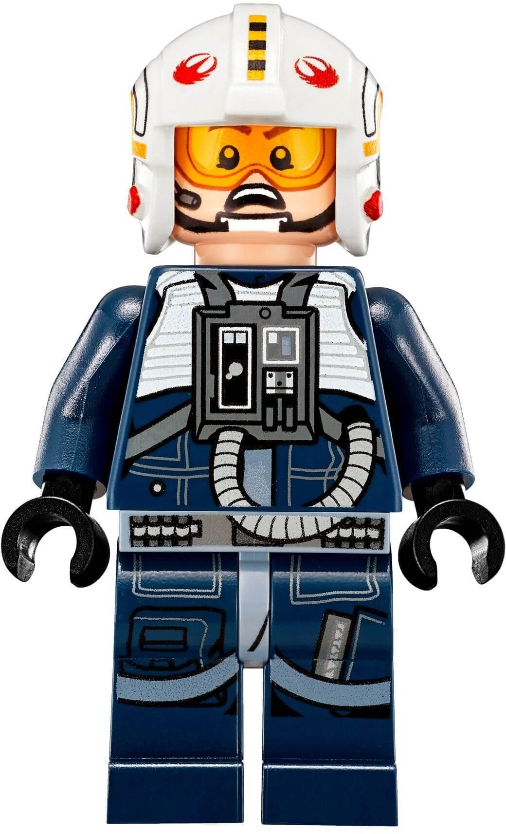 Mua đồ chơi LEGO 75162 - LEGO Star Wars 75162 - Phi Thuyền Y-Wing (LEGO 75162 Y-Wing Microfighter)
