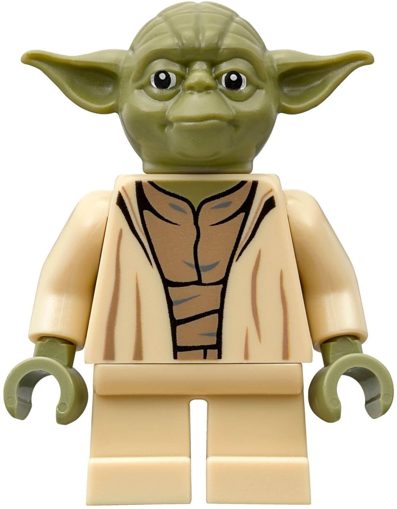 Mua đồ chơi LEGO 75168 - LEGO Star Wars 75168 - Phi Thuyền của Yoda (LEGO 75168 Yoda's Jedi Starfighter)
