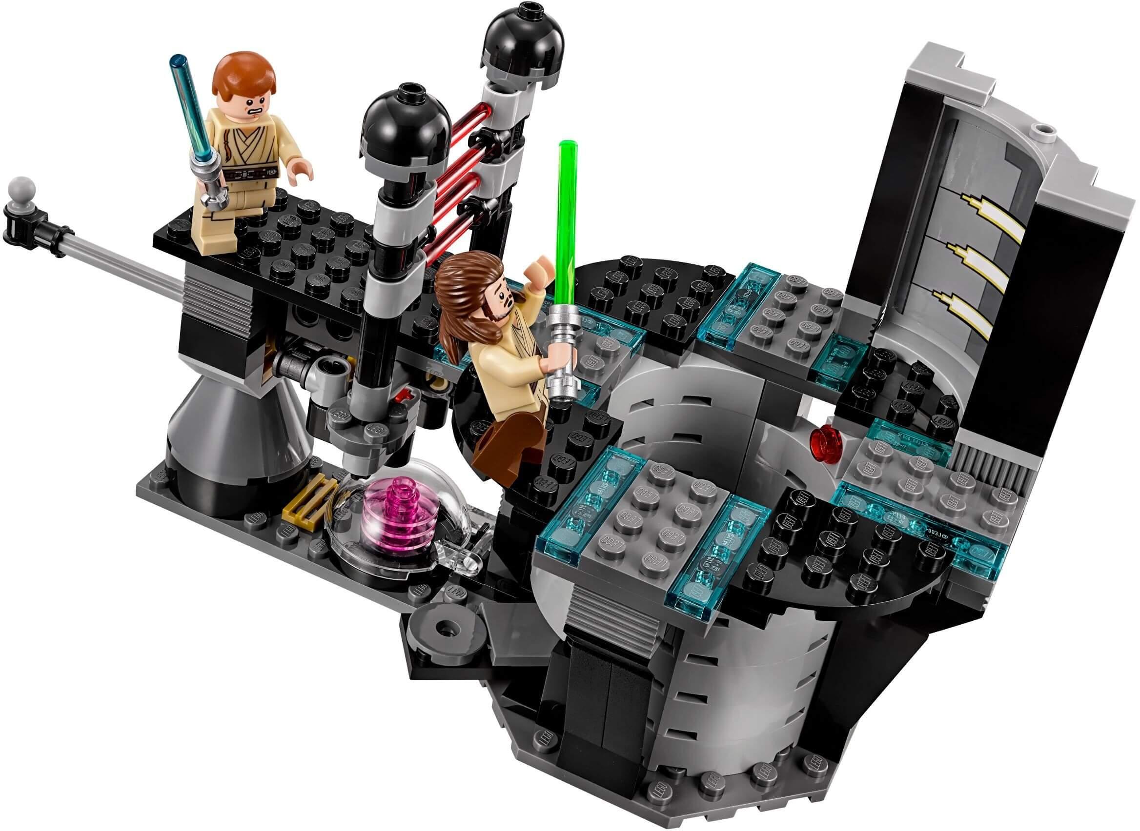 Mua đồ chơi LEGO 75169 - LEGO Star Wars 75169 - Đại Chiến trên hành tinh Naboo (LEGO 75169 Duel on Naboo)