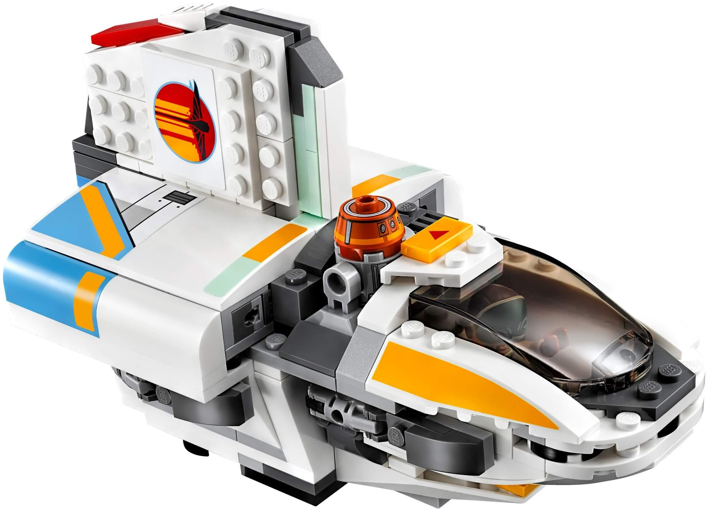 Mua đồ chơi LEGO 75170 - LEGO Star Wars 75170 - Phi Thuyền Bóng Ma (LEGO 75170 The Phantom)