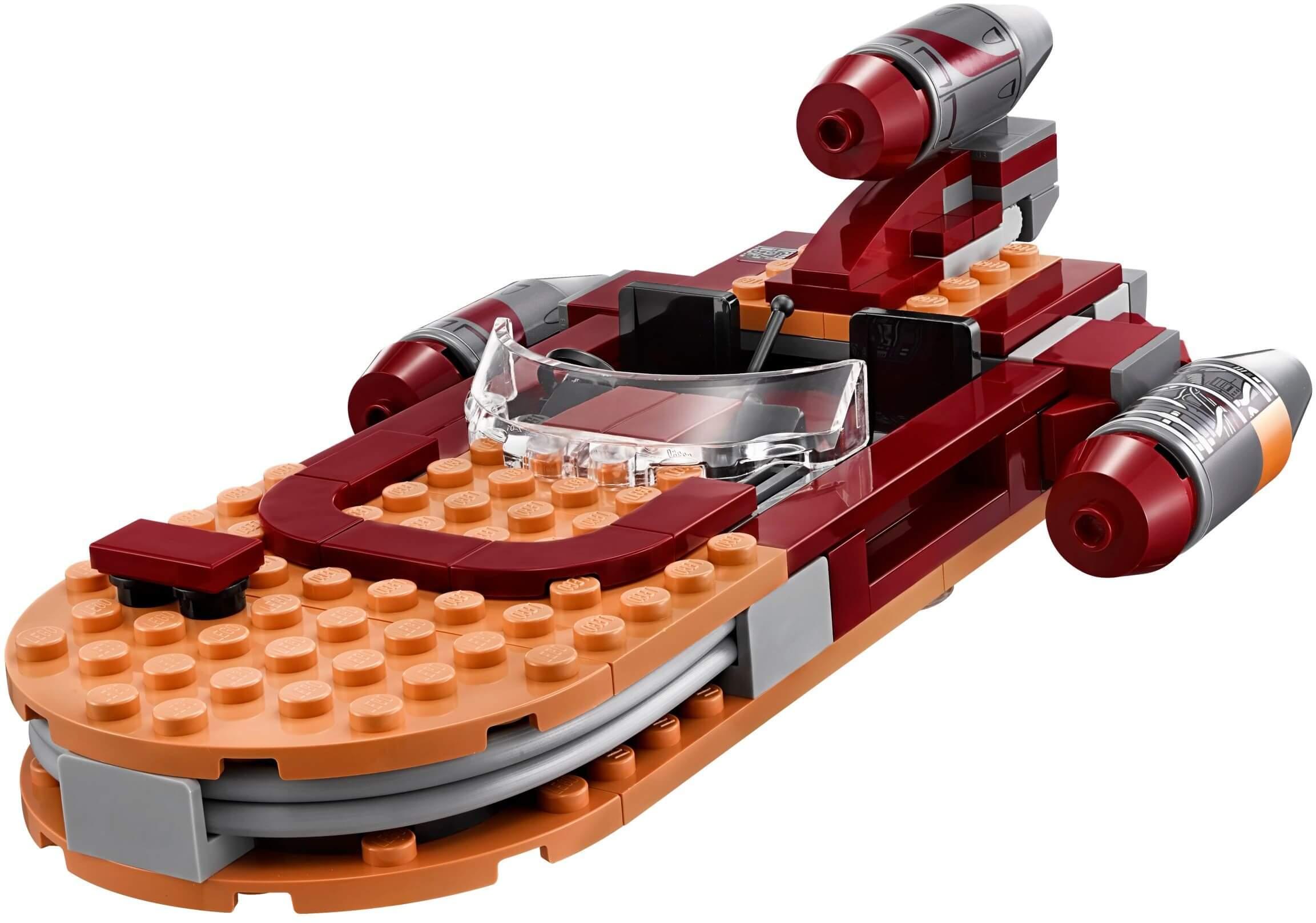 Mua đồ chơi LEGO 75173 - LEGO Star Wars 75173 - Xe Phản Lực Siêu Tốc của Luke (LEGO 75173 Luke's Landspeeder)