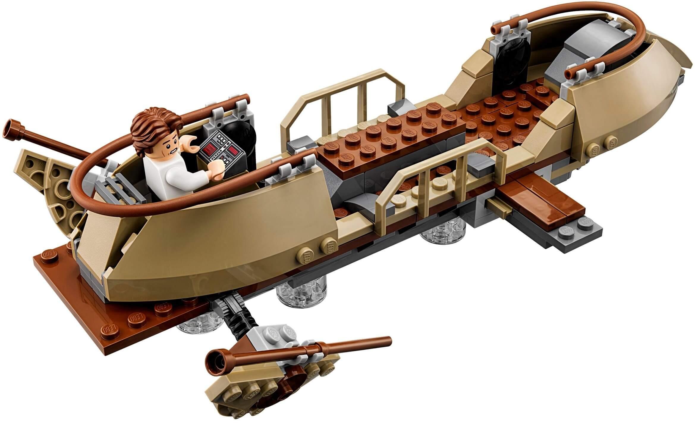 Mua đồ chơi LEGO 75174 - LEGO Star Wars 75174 - Cuộc Tẩu Thoát khỏi Tàu Skiff (LEGO 75174 Desert Skiff Escape)
