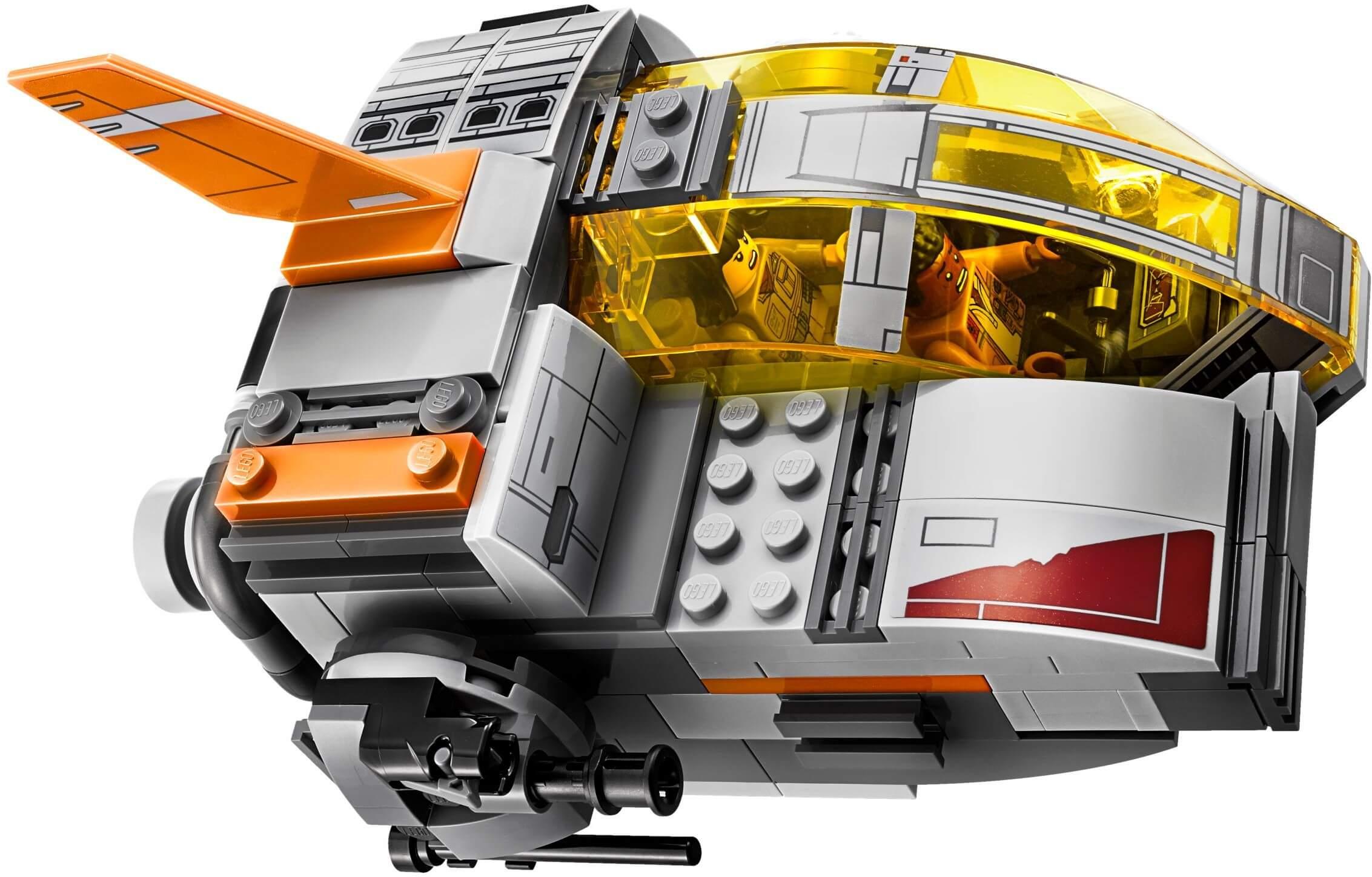 Mua đồ chơi LEGO 75176 - LEGO Star Wars 75176 - Tàu cứu hộ của Quân Kháng Chiến - Resistance Transport Pod
