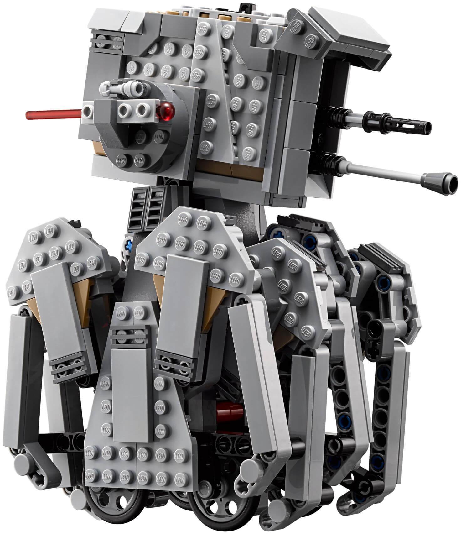 Mua đồ chơi LEGO 75177 - LEGO Star Wars 75177 - Nhện Máy Hạng Nặng First Order - First Order Heavy Scout Walker